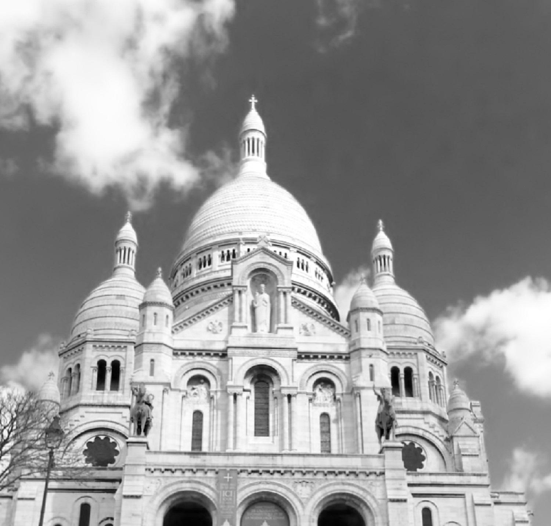 Sacré-Cœur by kristin.vaa