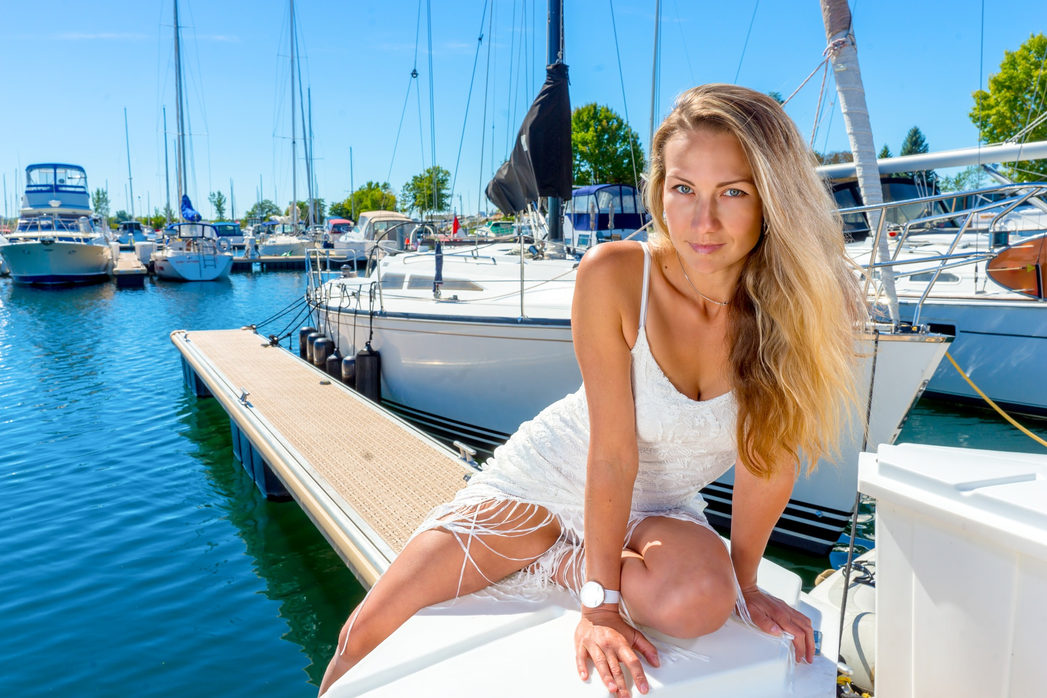 Marina by AlexTrillium