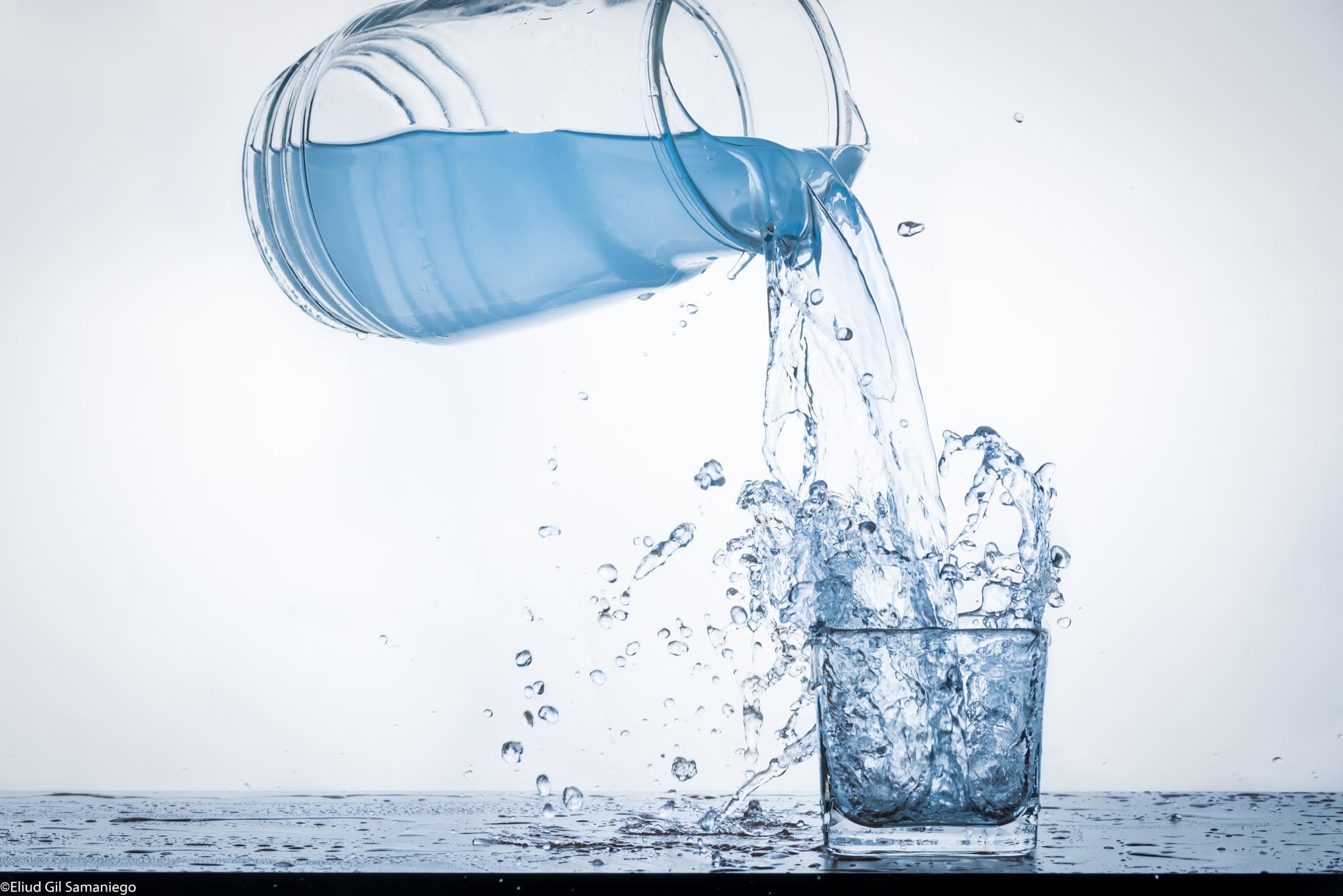 Water Inc Splash 1 by David Eliud Gil Samaniego Maldonado