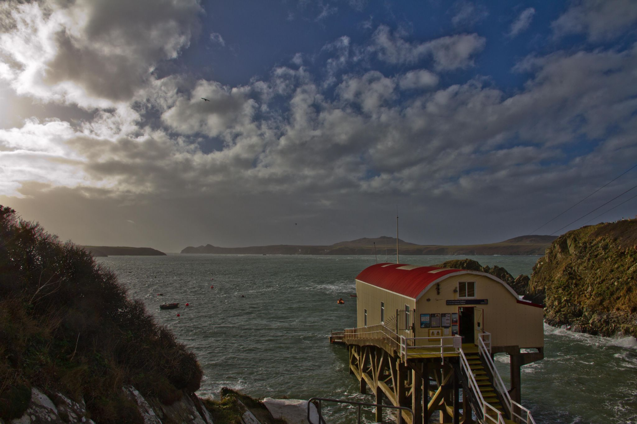 Lifeboat station by darron.sandell