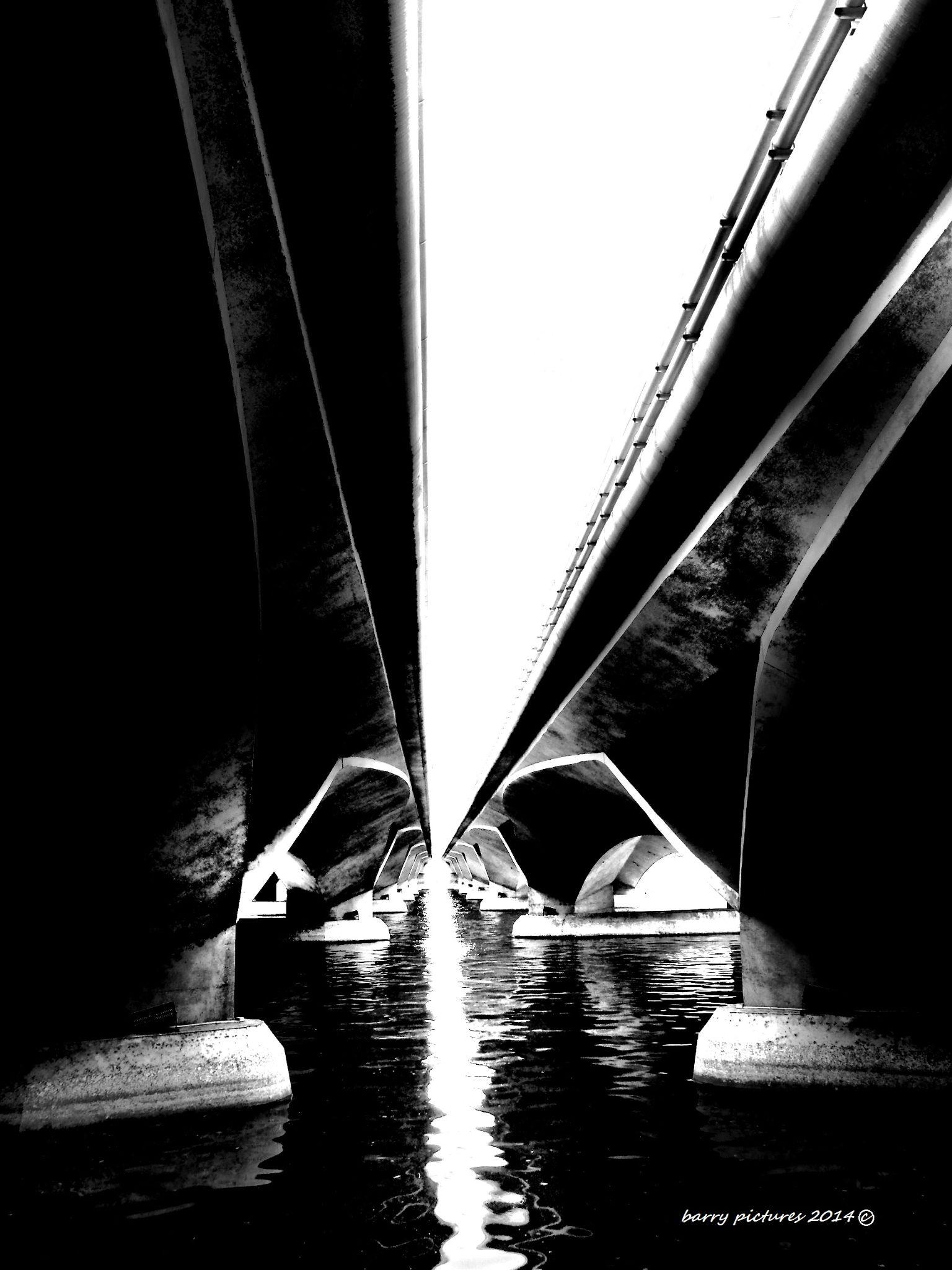 bridge to nowhere by barry.vandelaar