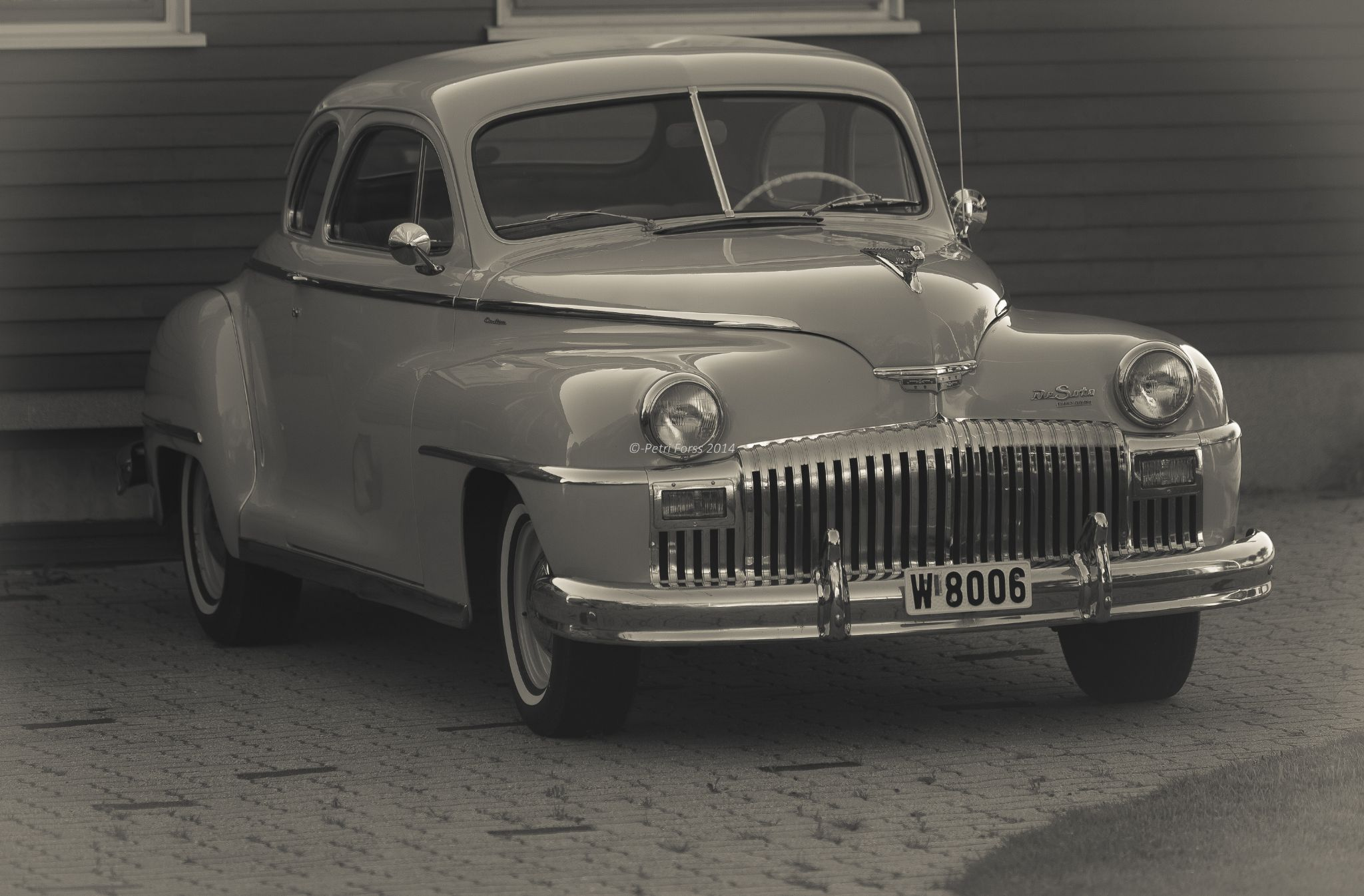 old Car by Petri Forss