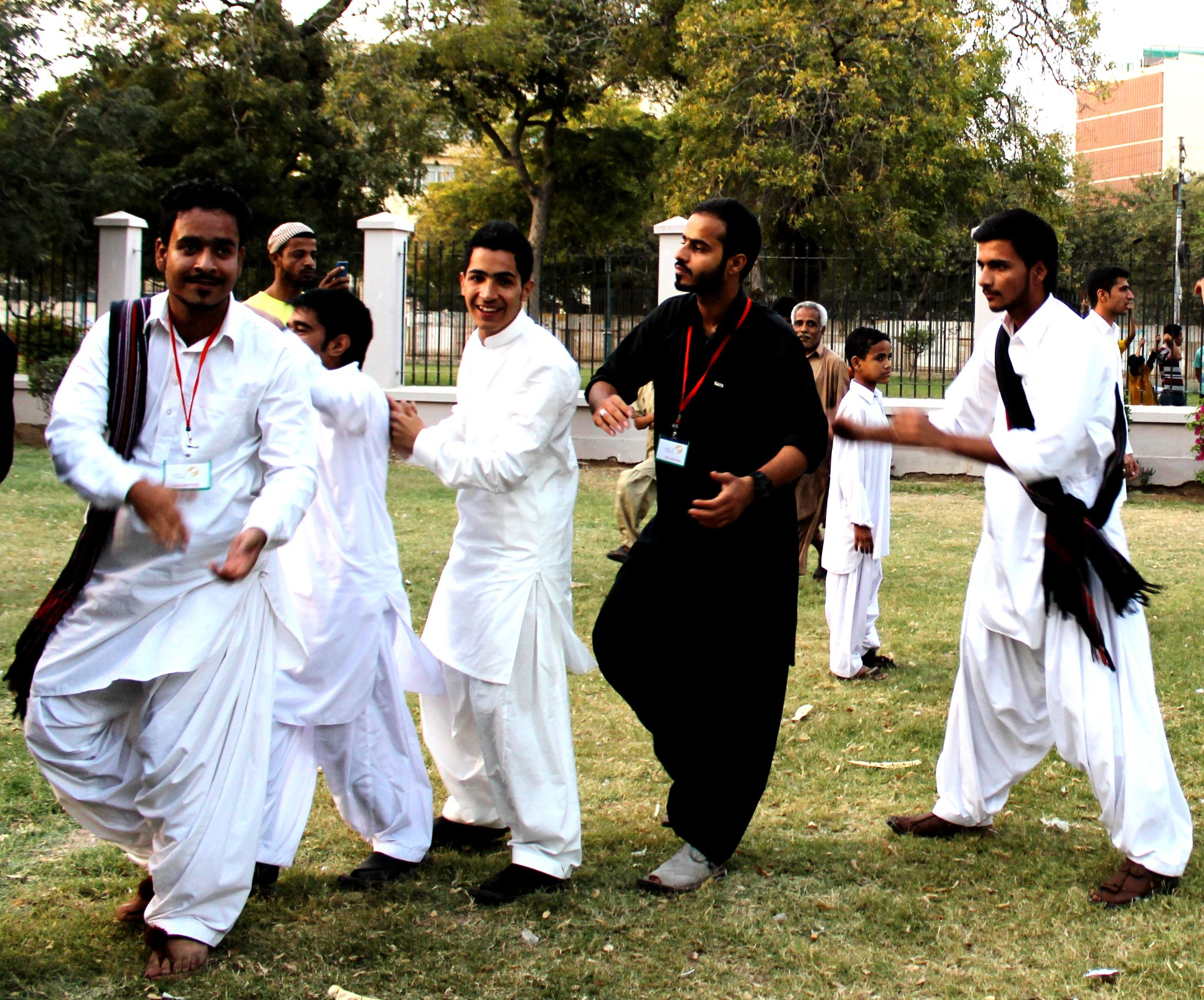 "Balochi Cultural Dance ""Do Chaapi"" by Salman Baloch"