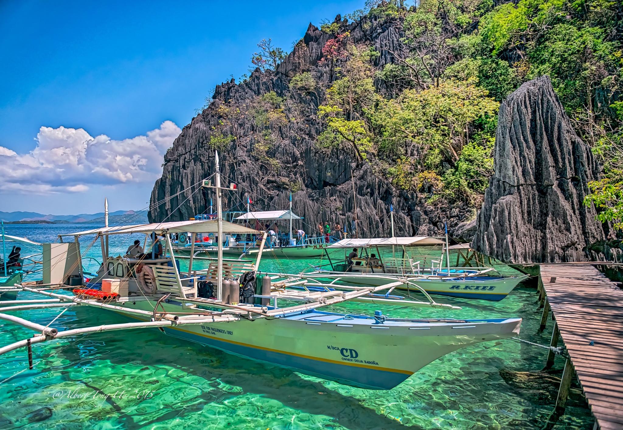Coron, Palawan, Philippines...Island Hopping .....photo 81 by iatu8888