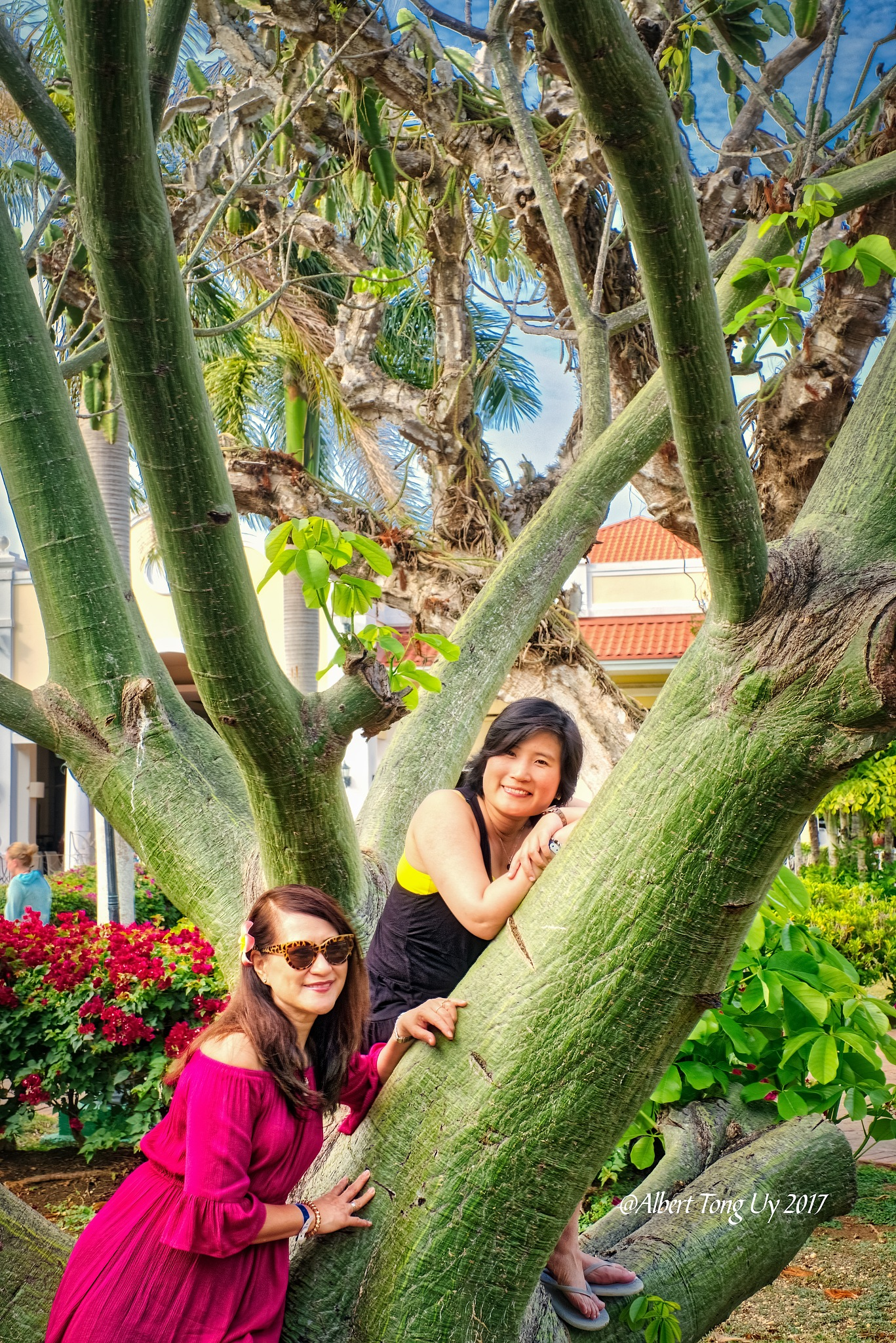My Girls, My Models, in Memories Resort, Varadero, Cuba, Photo 30 with Fuji X pro2 & XF17-55 lens... by iatu8888