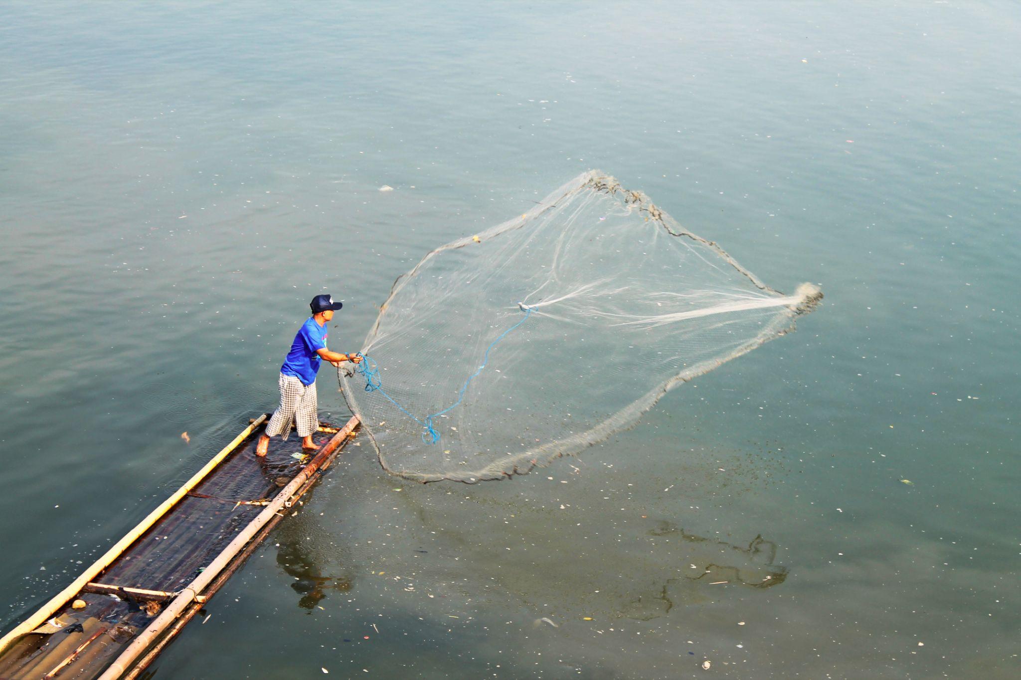 Fish man by dina.budibud