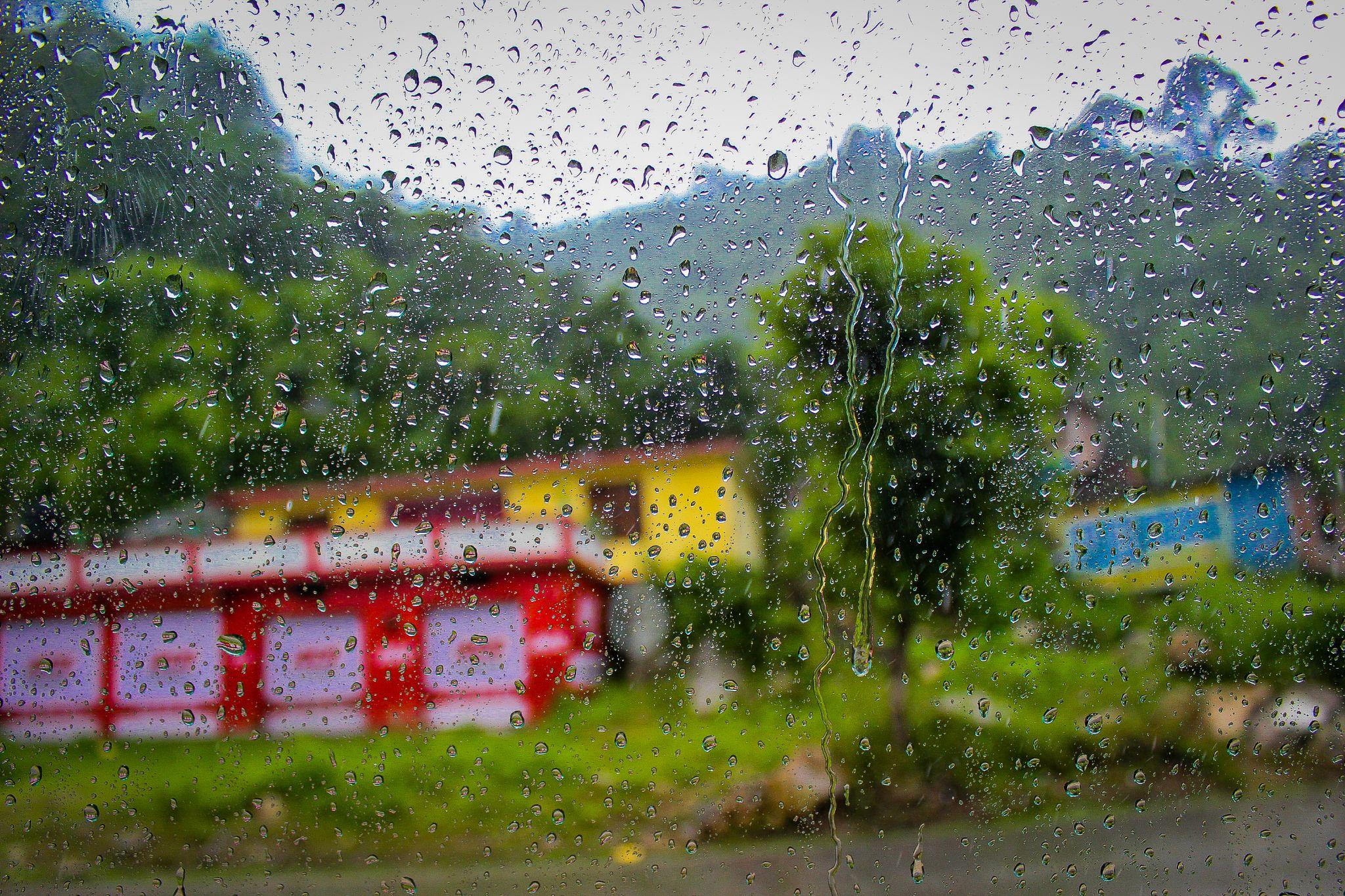Stopover to enjoy Rain  by sunil.purushothaman