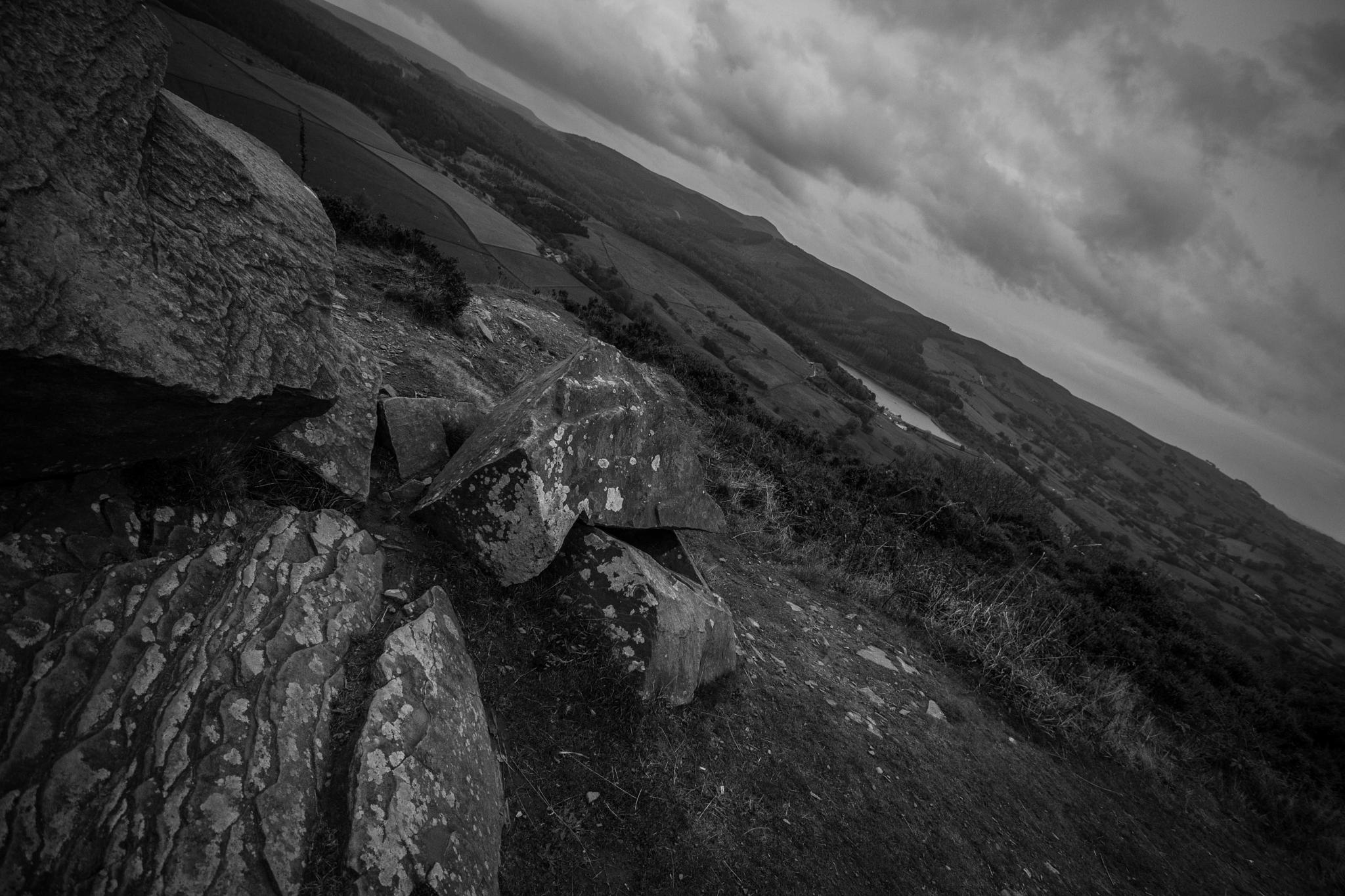 A Rock's View  by sunil.purushothaman