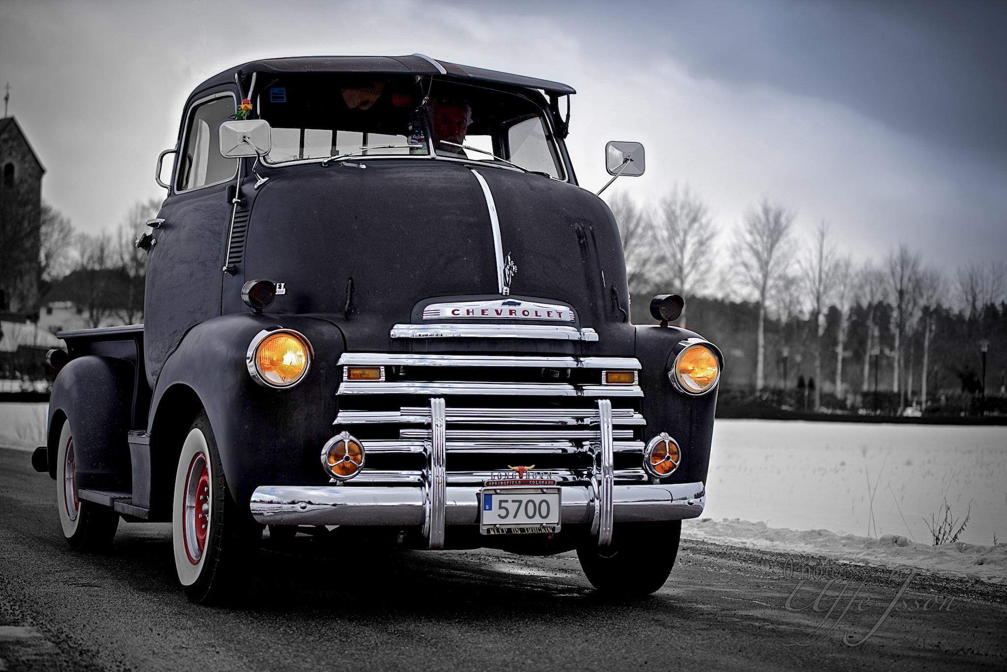 Chevrolet Coe by uffejsson
