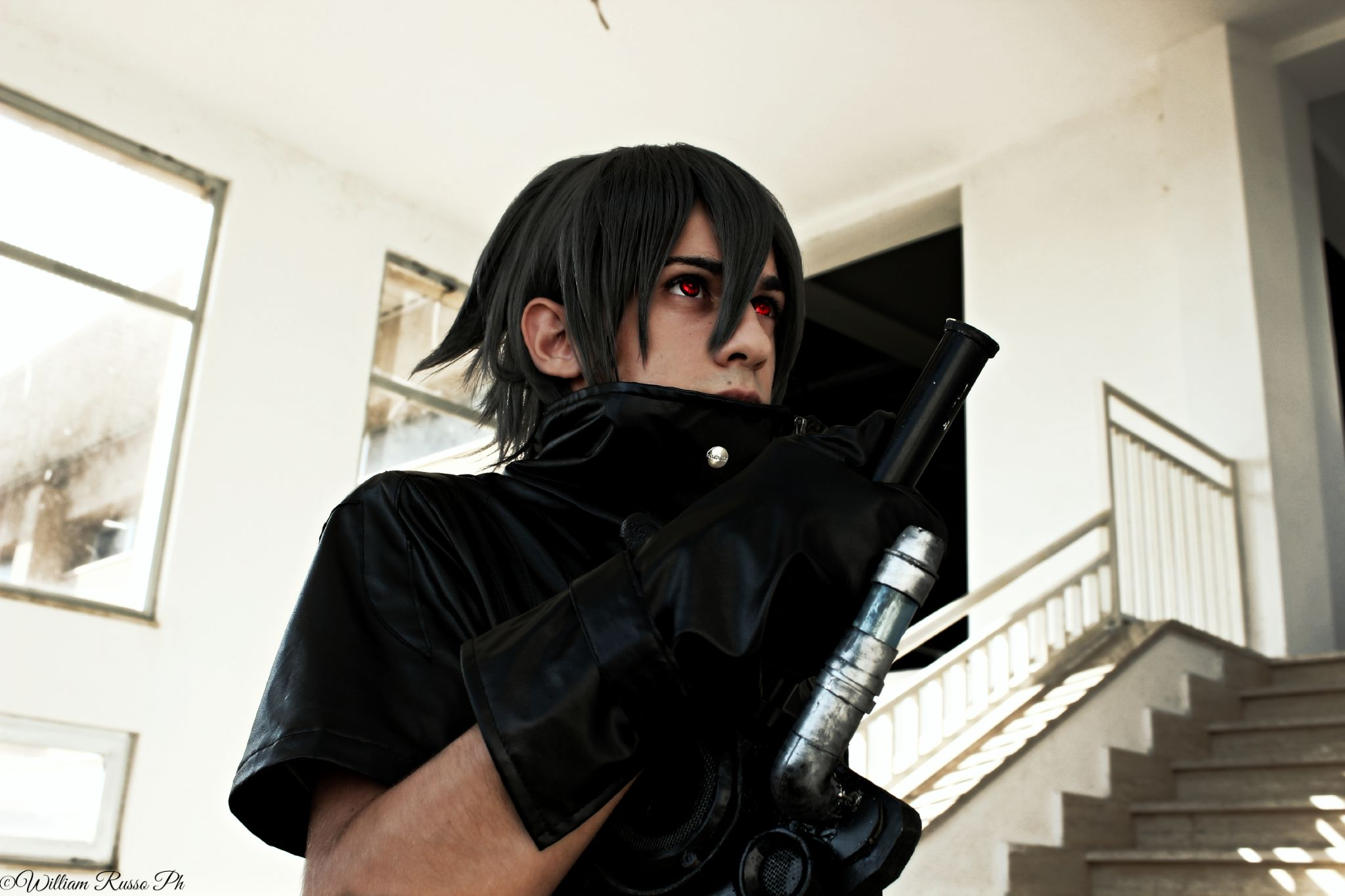 Noctis-Final Fantasy  by willyam.russo