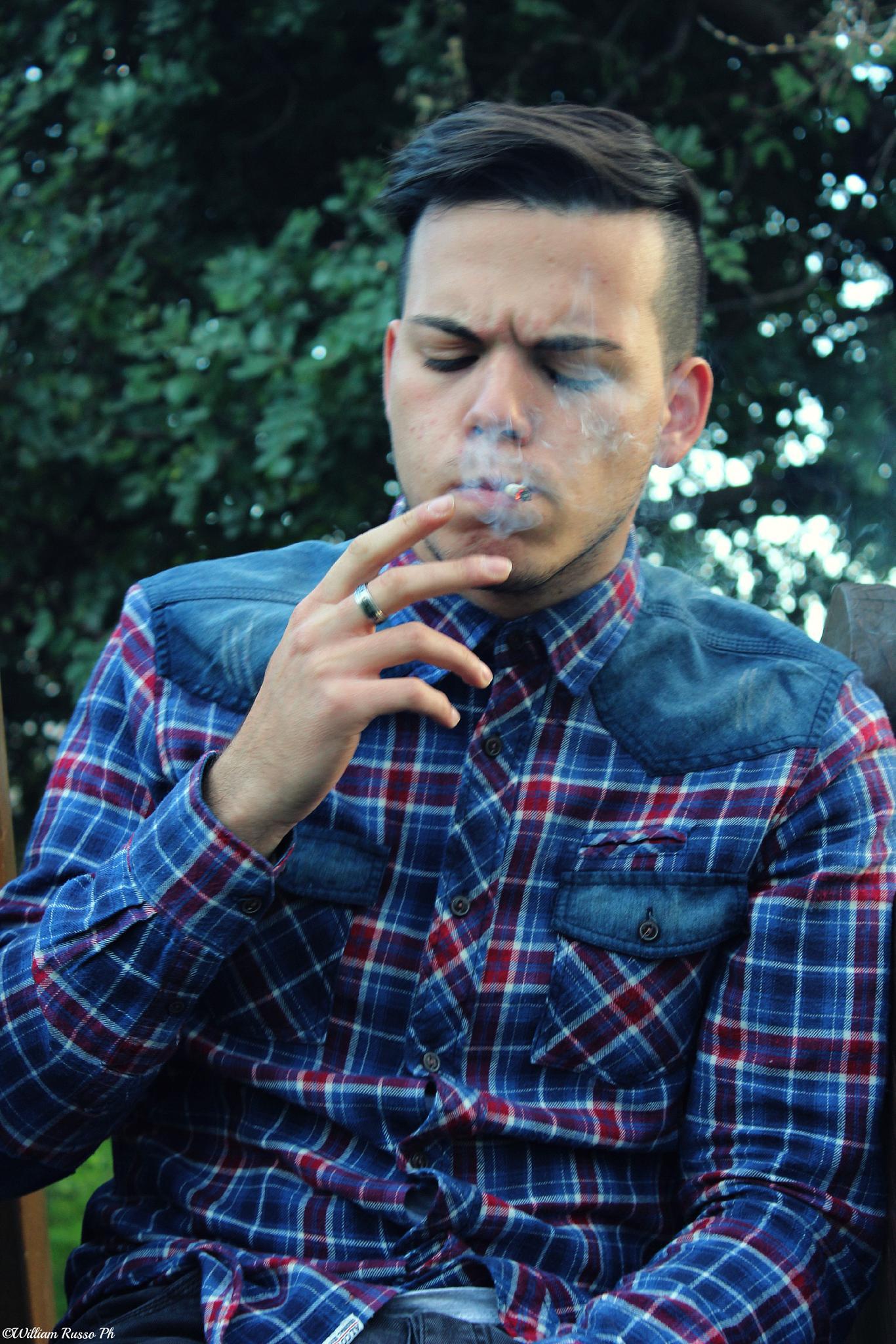 Smoke-Carmelo Giordano by willyam.russo
