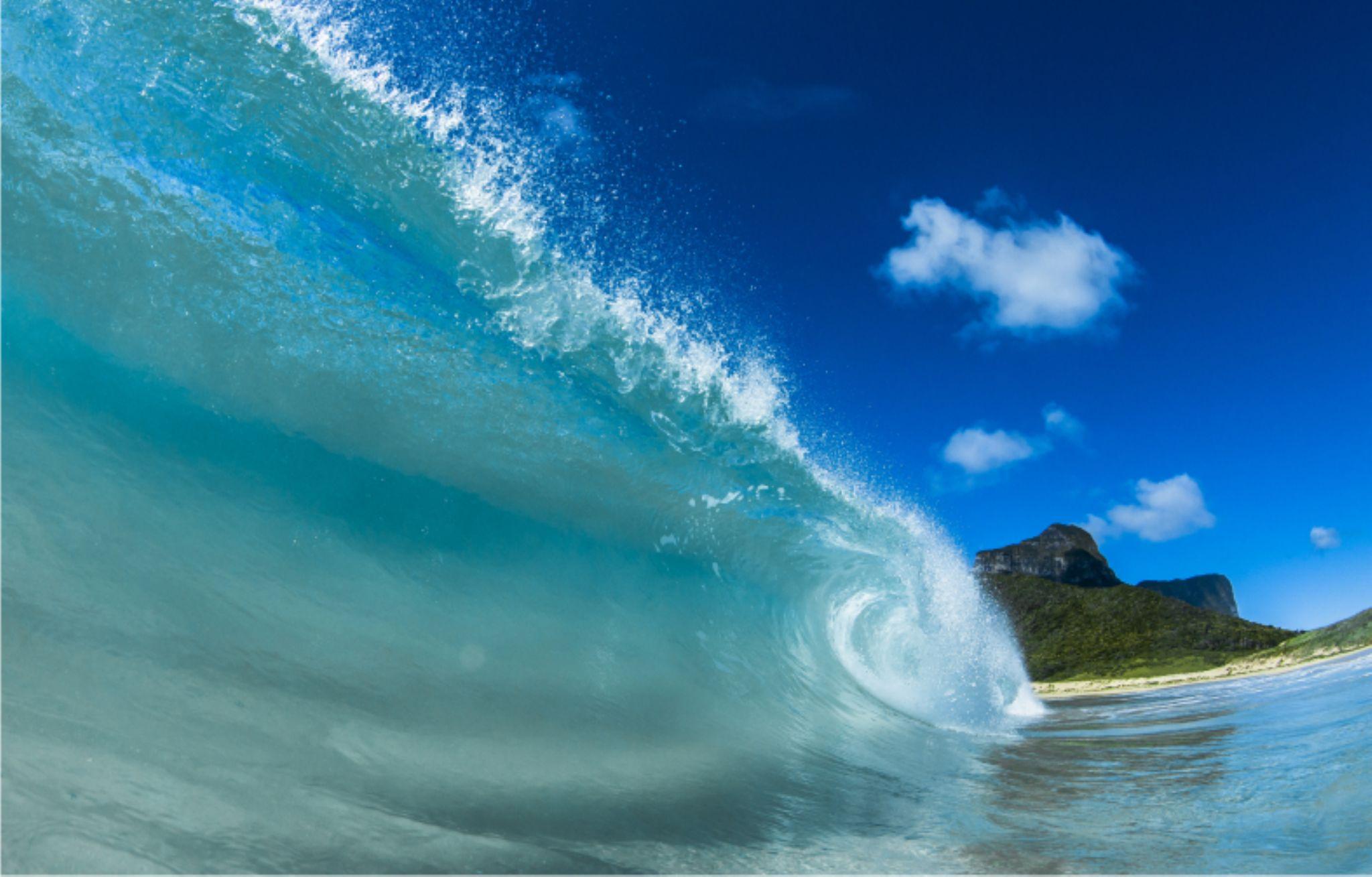 Island barrel by kerry.playford - coastal candy photography