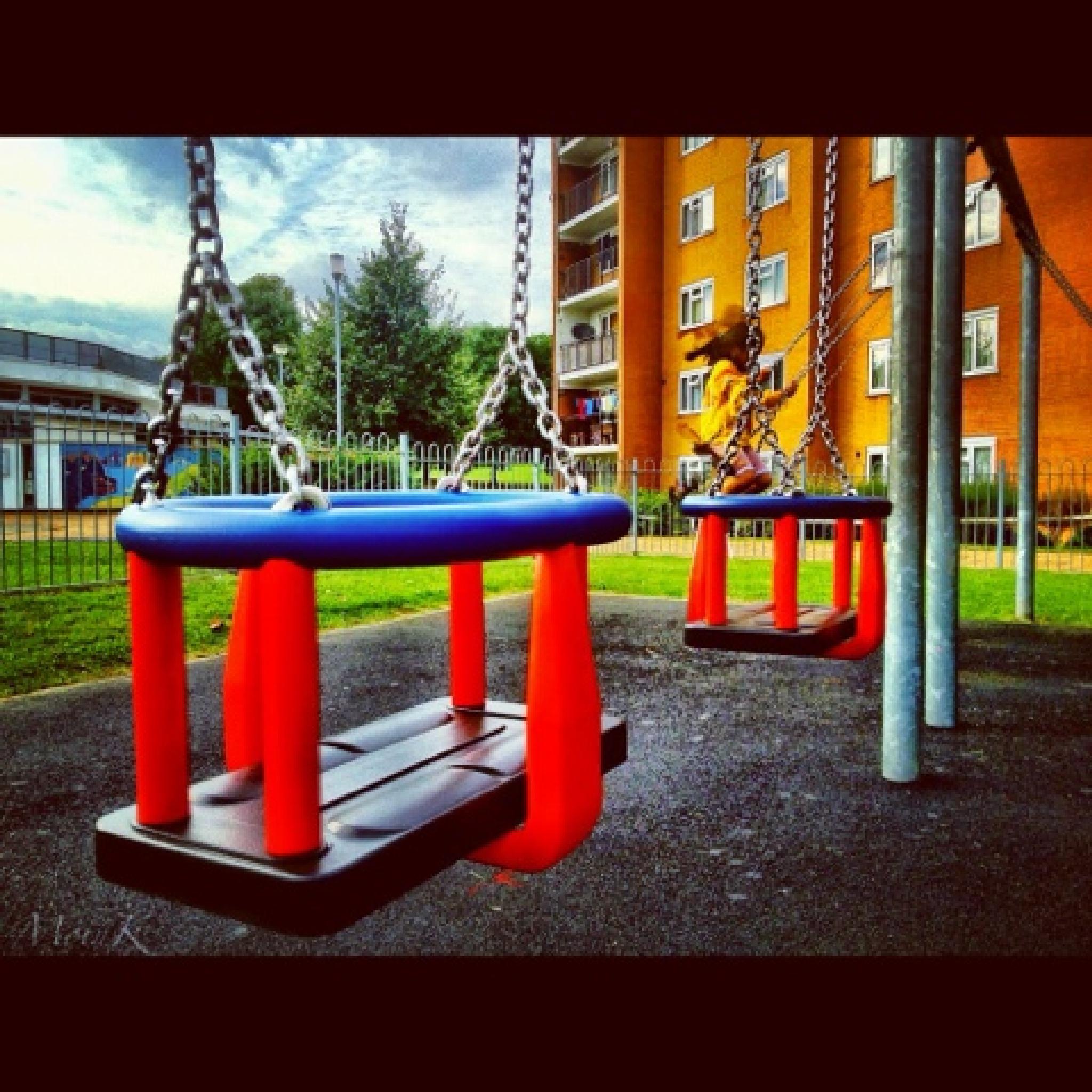 Kid's playground by Michelangelo Macanas