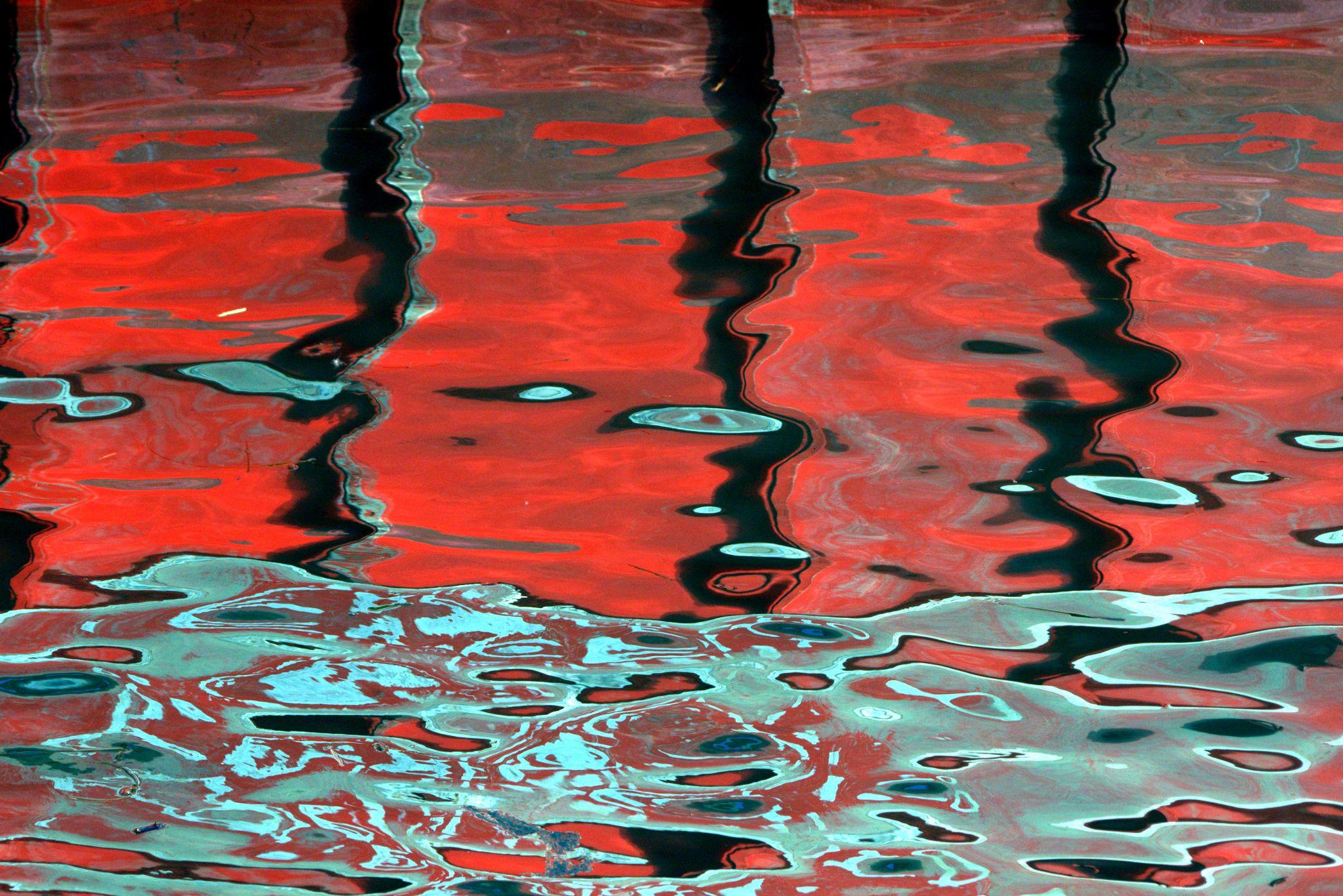 Specchio del porto by pierluigi.ortolano