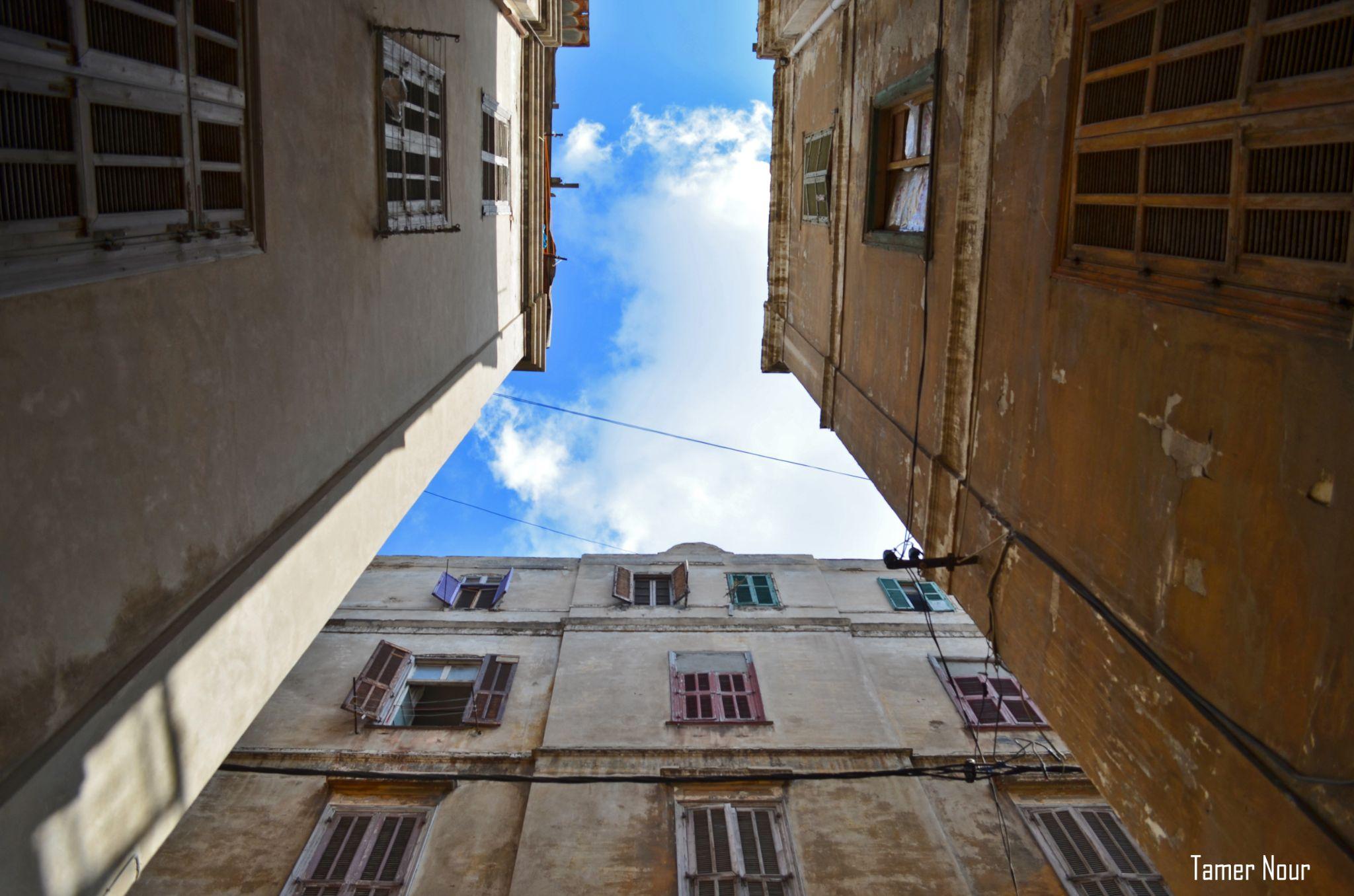 Sky by Tamer Nour