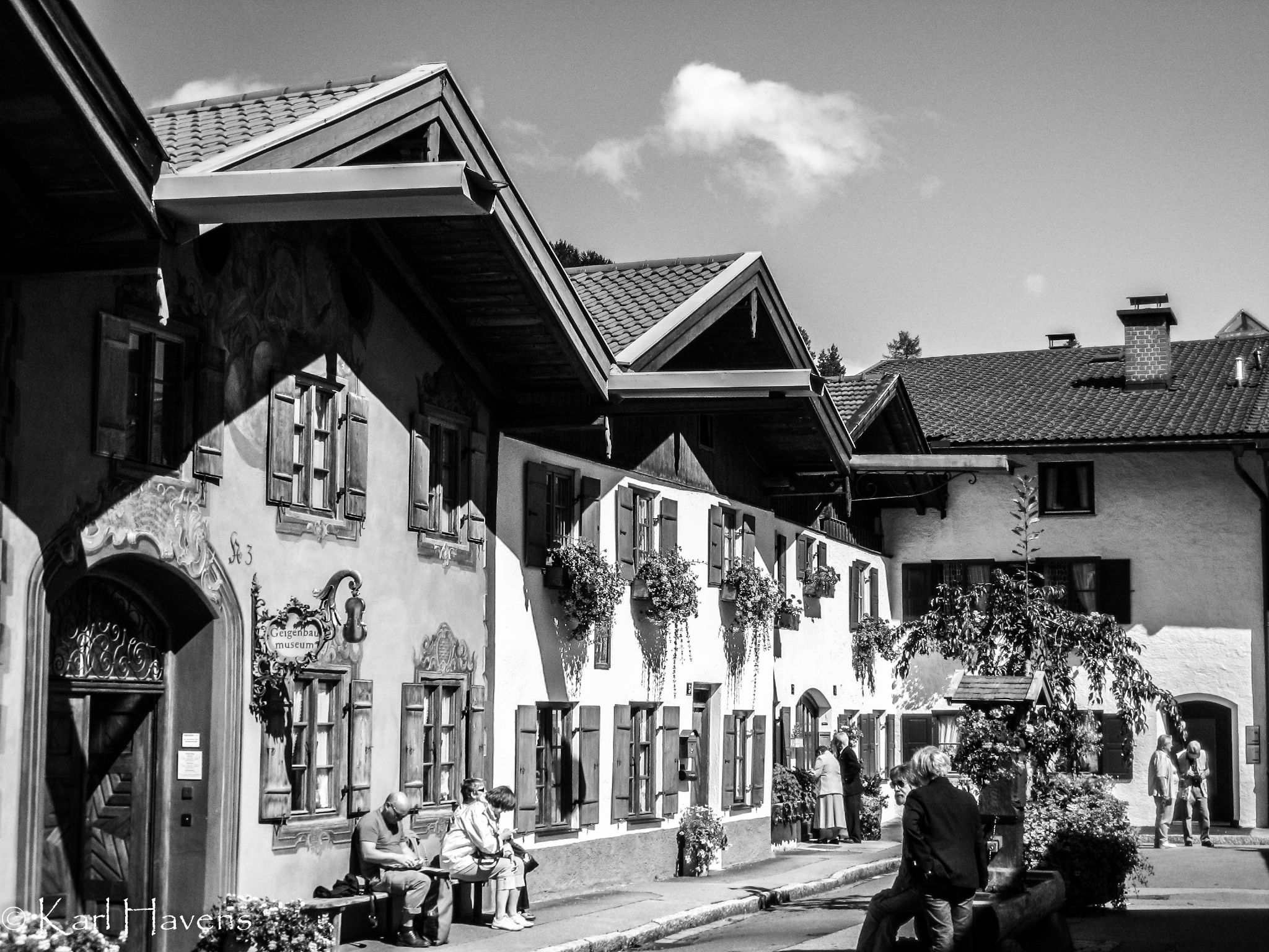 Village Gathering Place by karl.havens