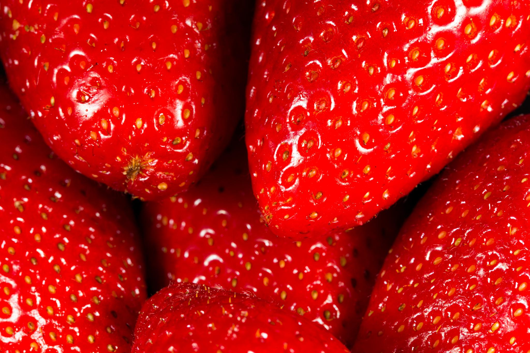 Strawberries by Paolo Tambellini