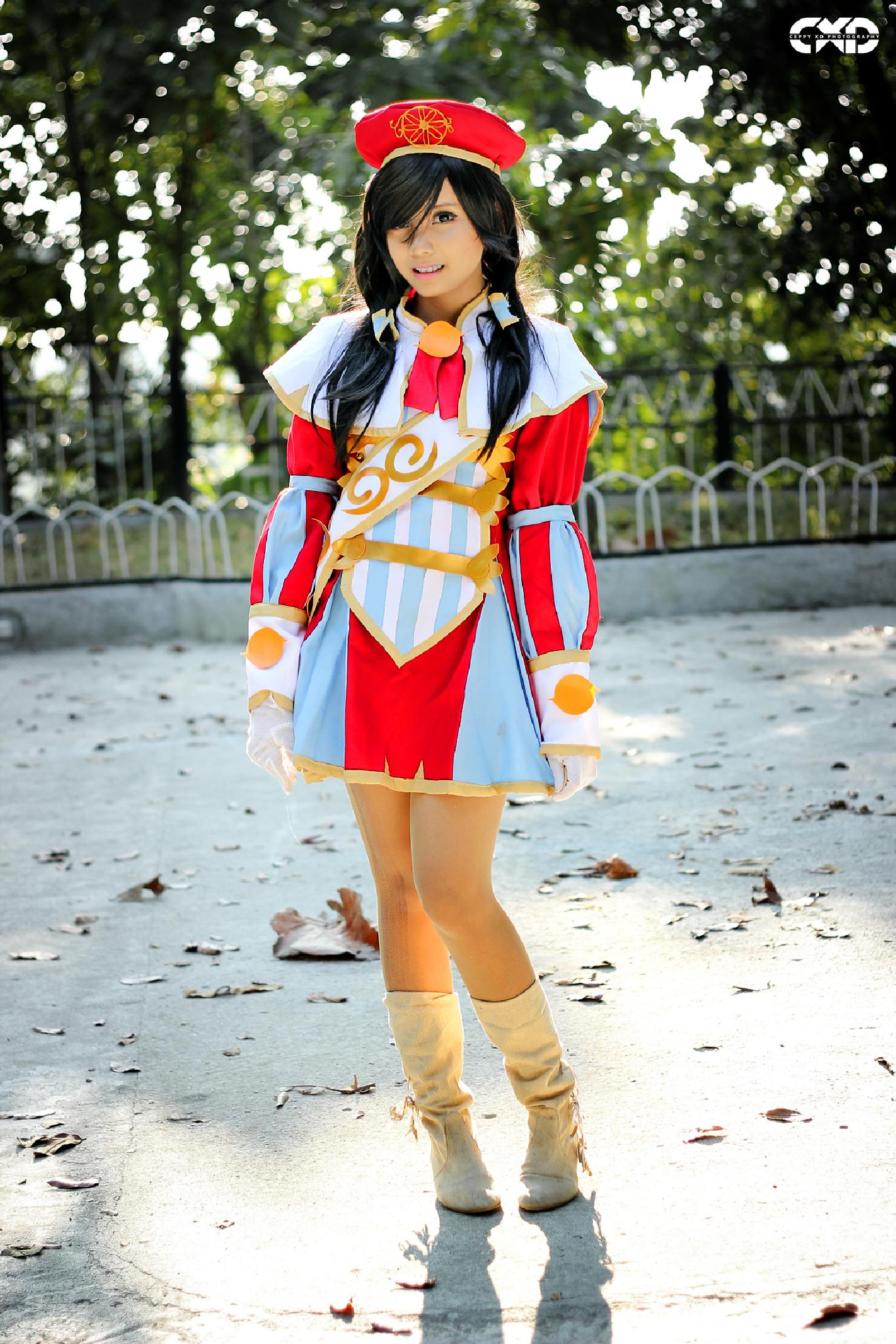 Event Planner Irine of Dragon Nest by Ceppy xD Photography