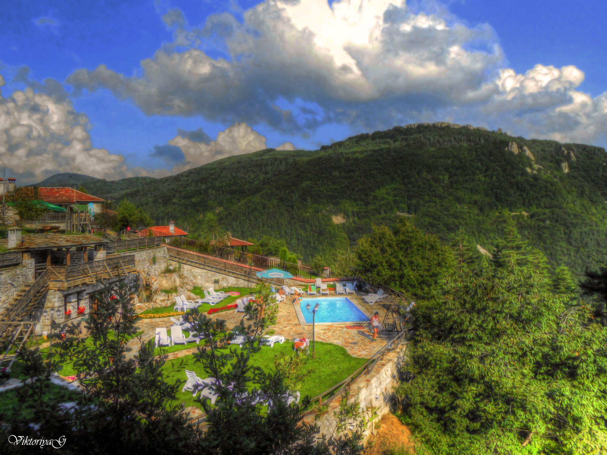 Rhodope Mountains by Viktoriya Georgieva