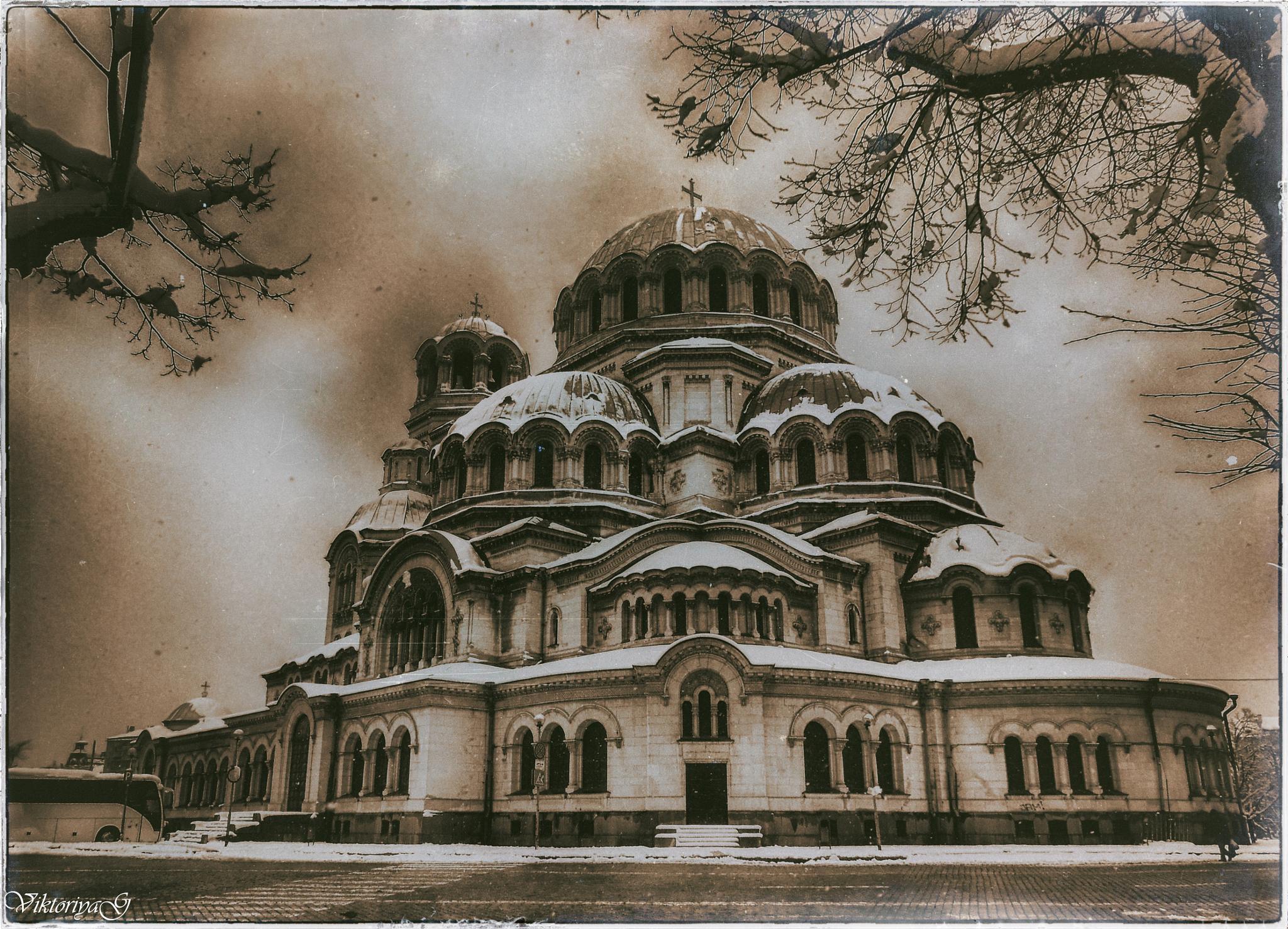 """""""Alexander Nevski"""" by Viktoriya Georgieva"""