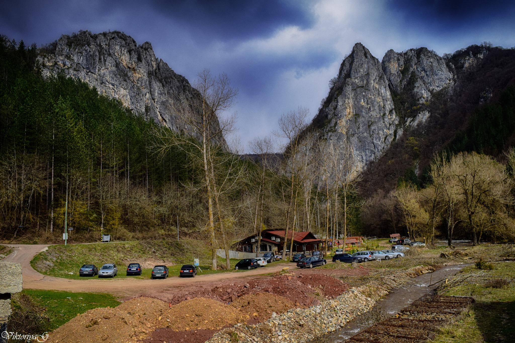 Erma River Gorge by Viktoriya Georgieva