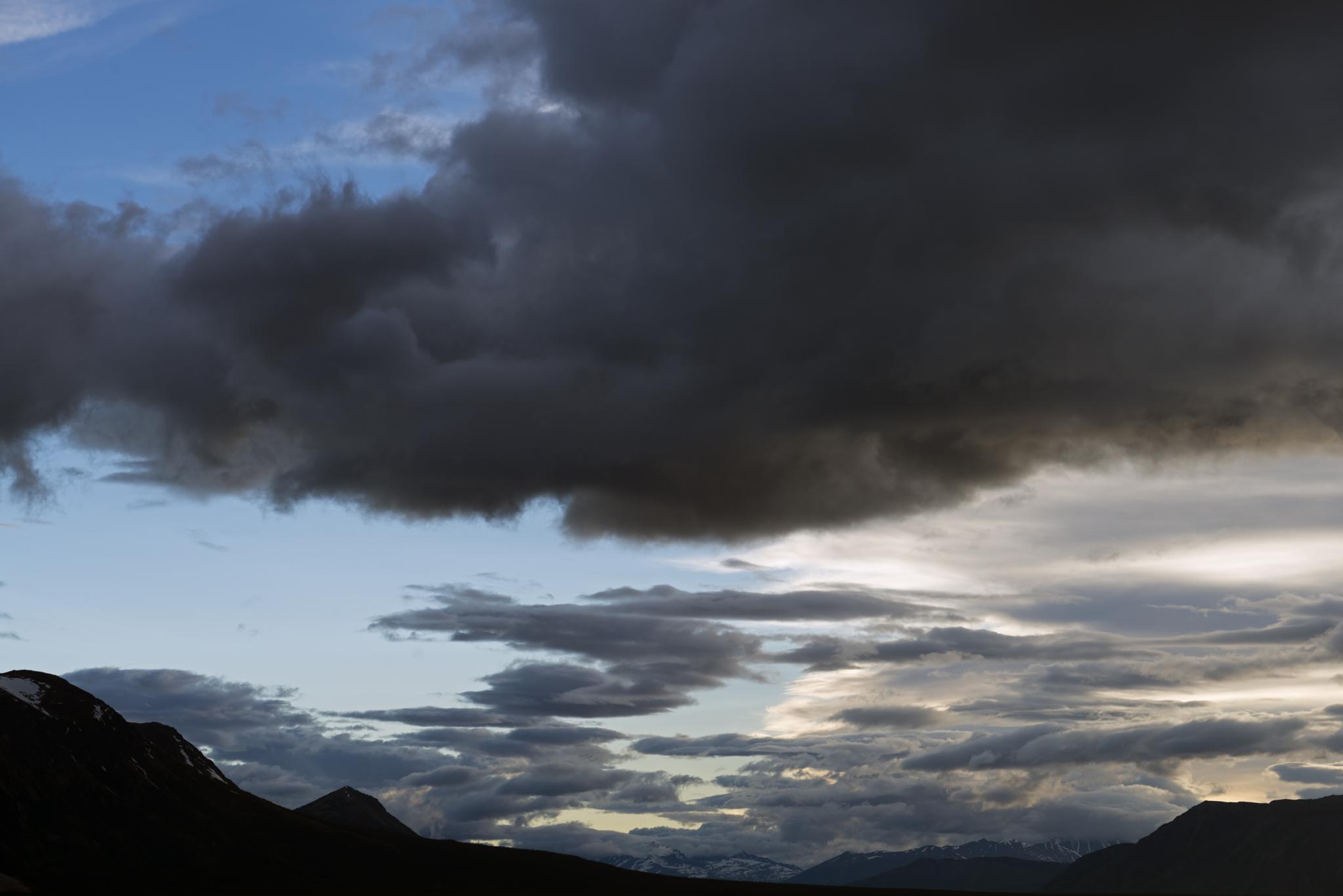 Photo in Random #landscape #mountains #sky #nature