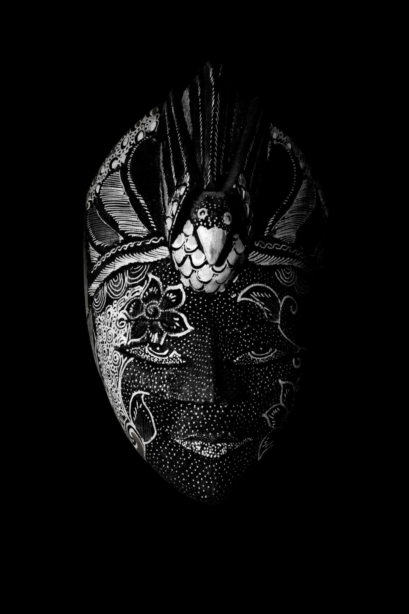 Mask by Thierry Thévenet