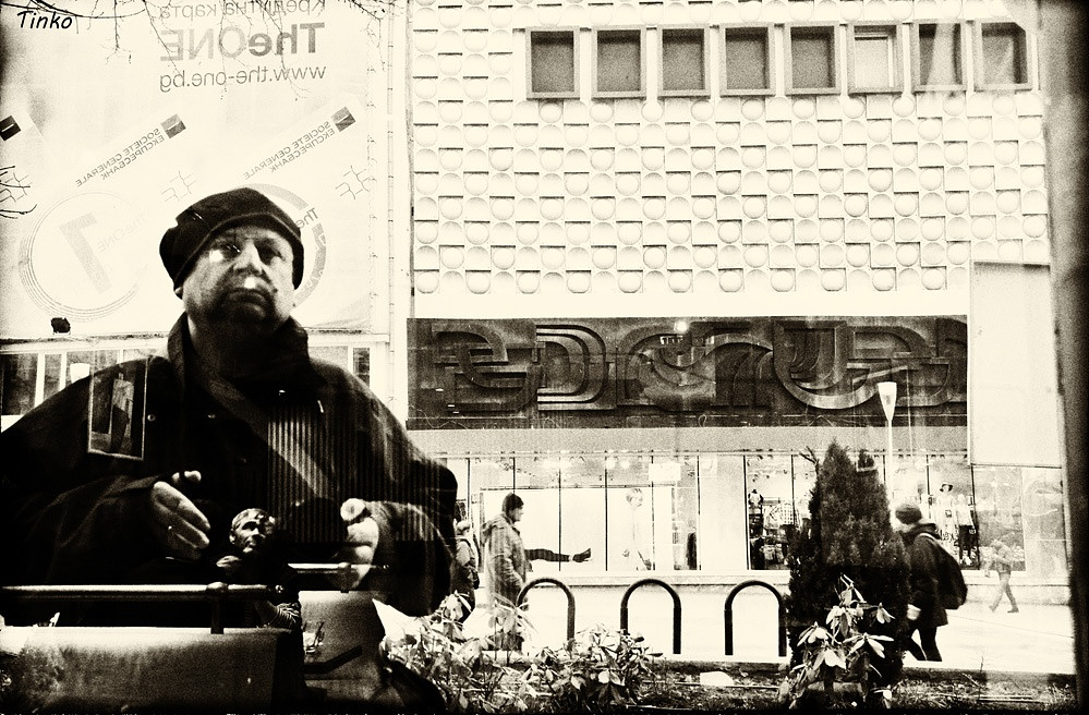 Улицата.  by tinko.dimitrov.7