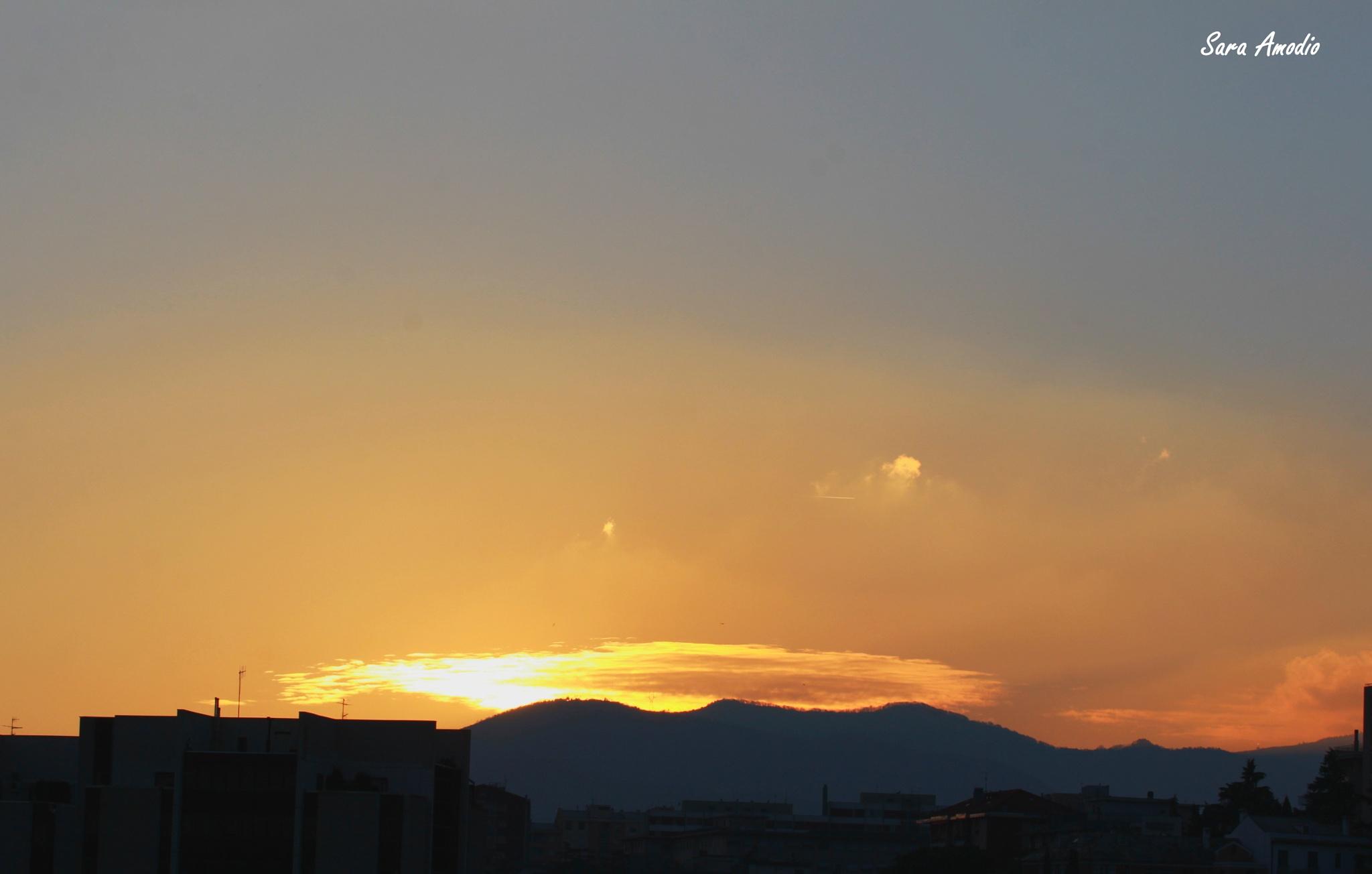 sunset by sara.amodio.77