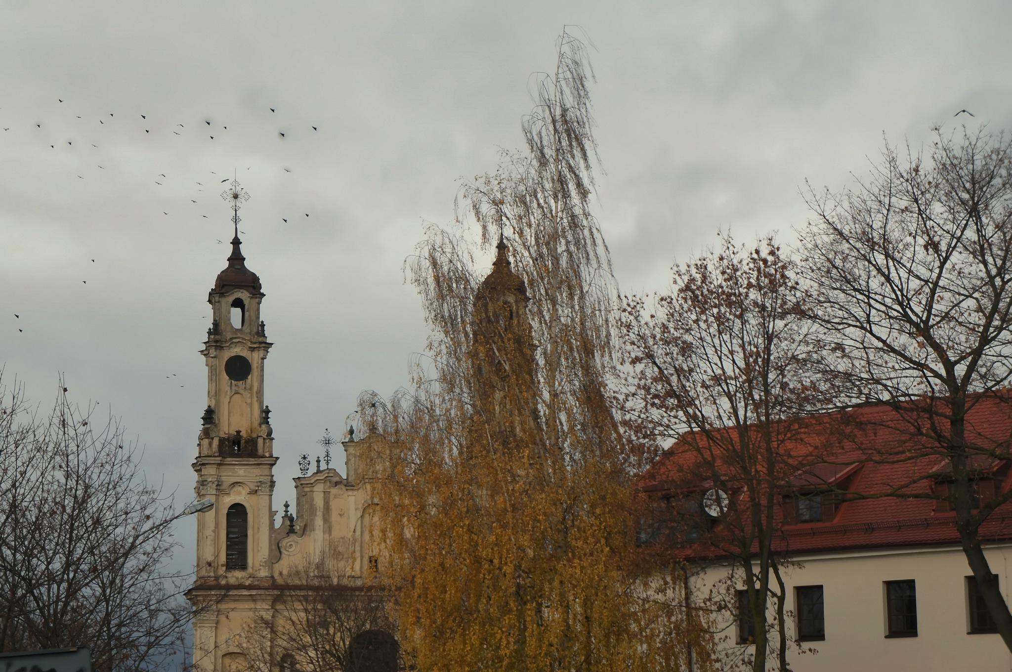 The Church of the Ascension by tania.skaradek