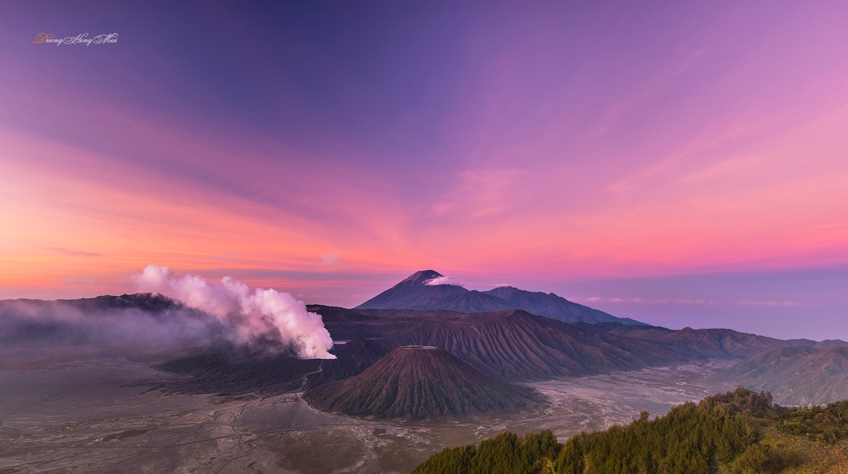 Gunung Bromo by Duong Hong Mai