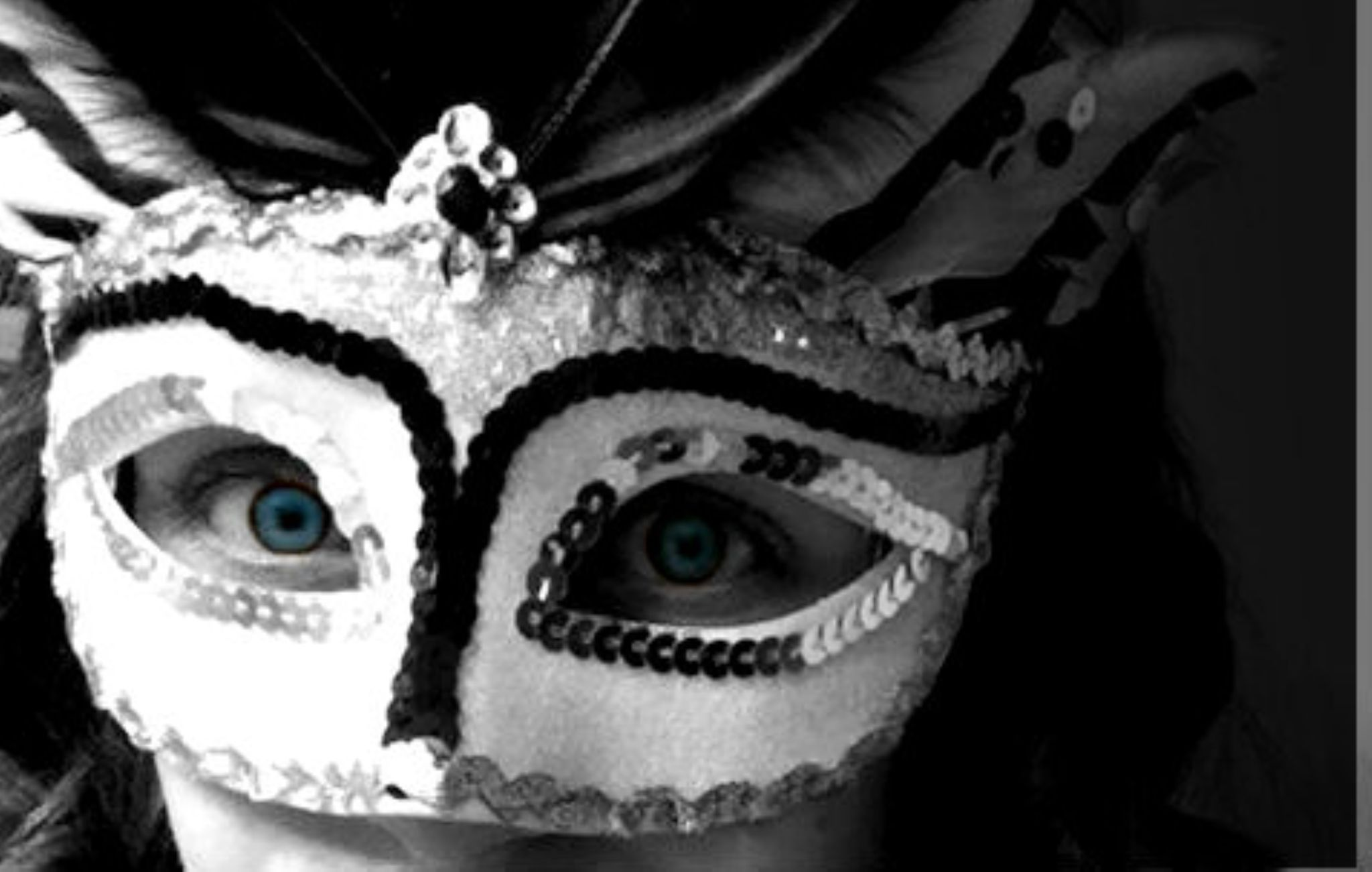 Masquerade  by torii.amis