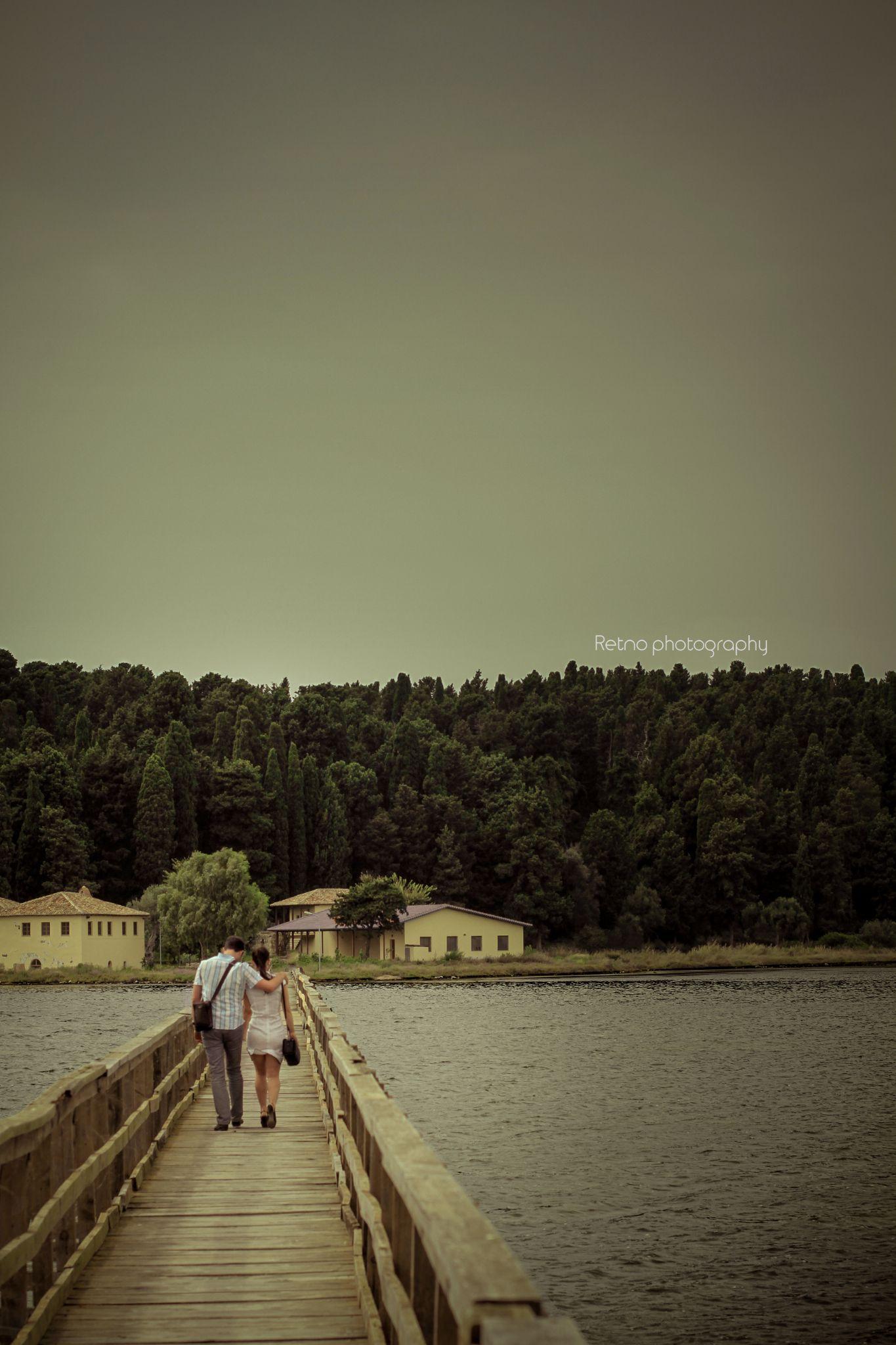 Road to love... by Rexhino Qosja