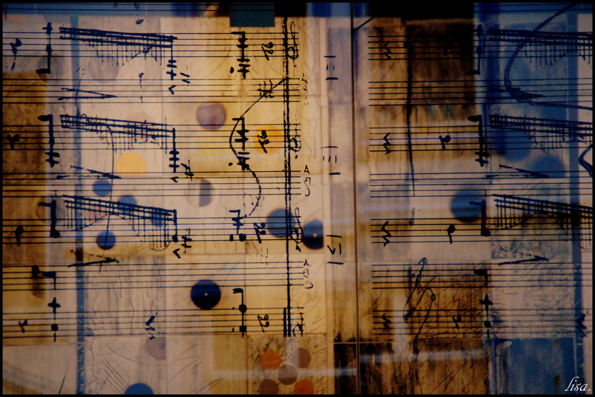 Music. by Elisabeth Tennøy