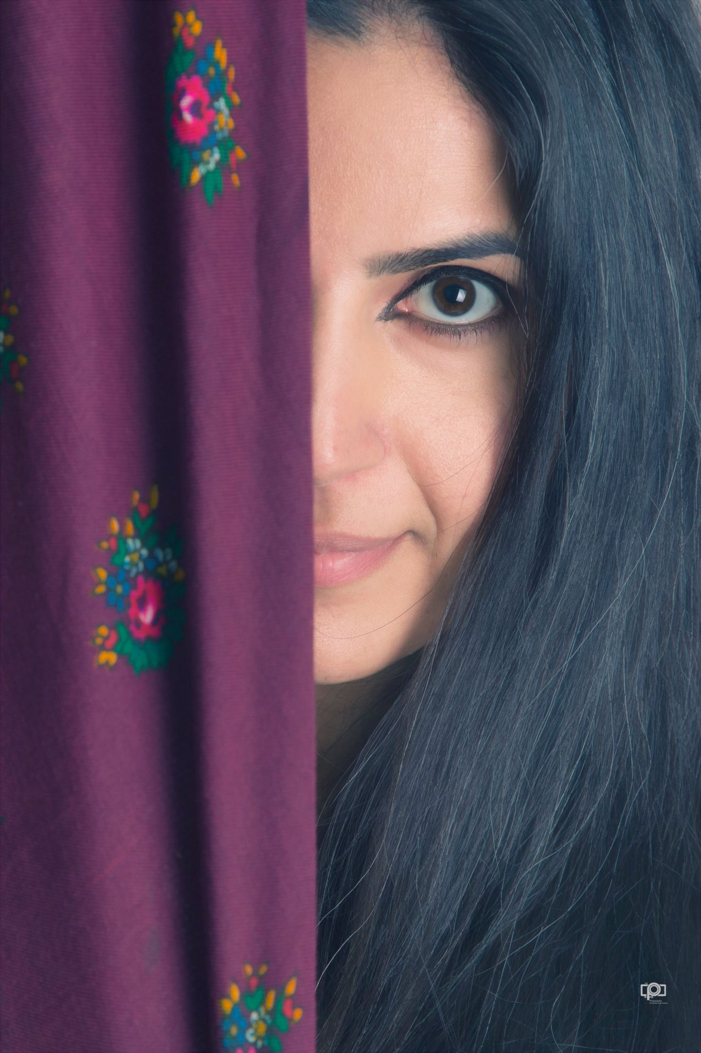 persian girl by mohammad mardan