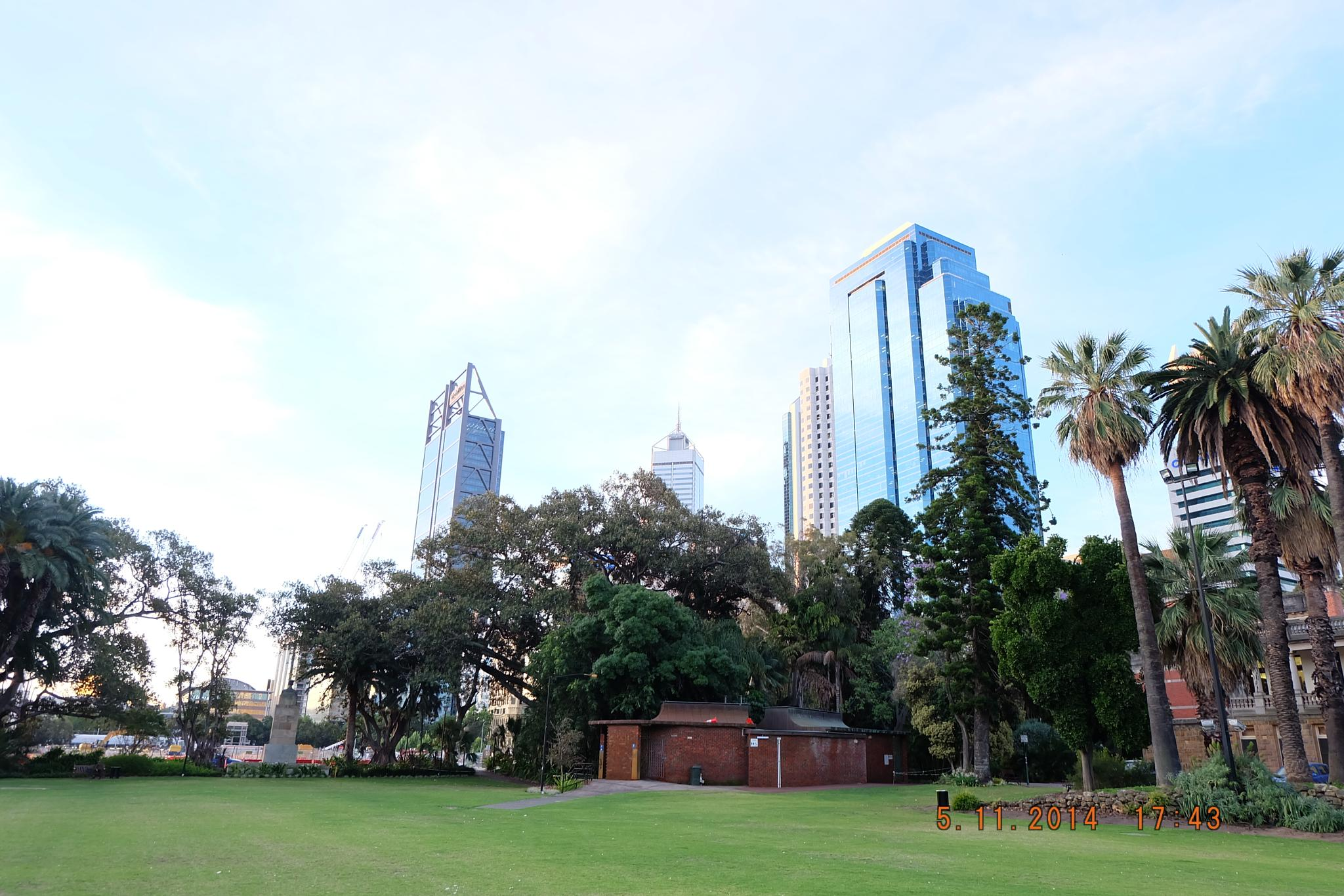 Landscape of Perth  by agungkemang5