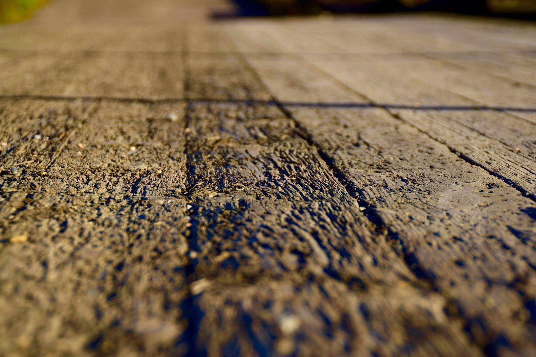 Bridgefloor by Mette Aimeè Berggreen