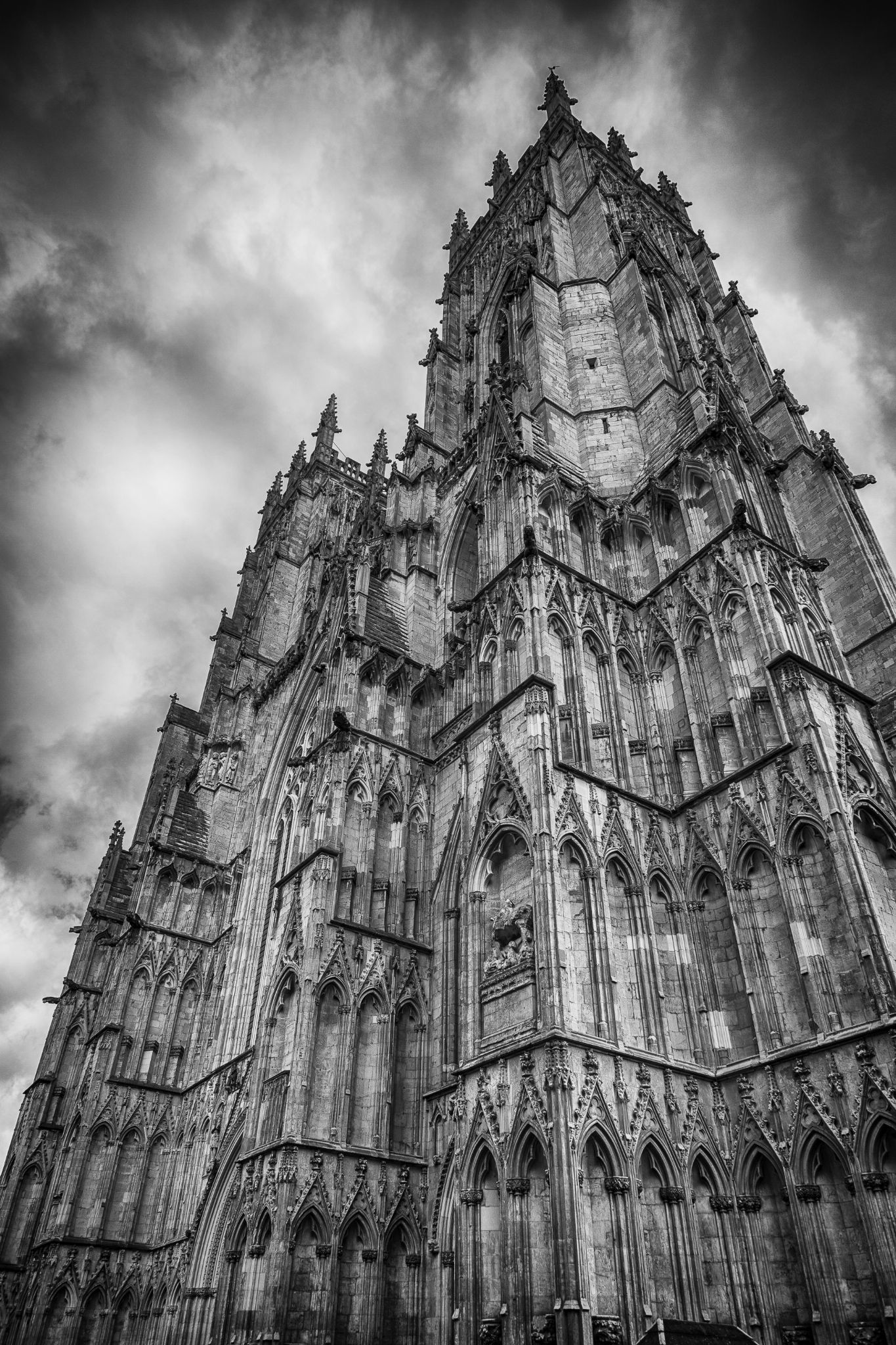 York Minster by MarkTFlynn