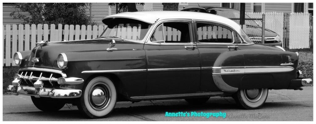 Old Car by Annette McCann