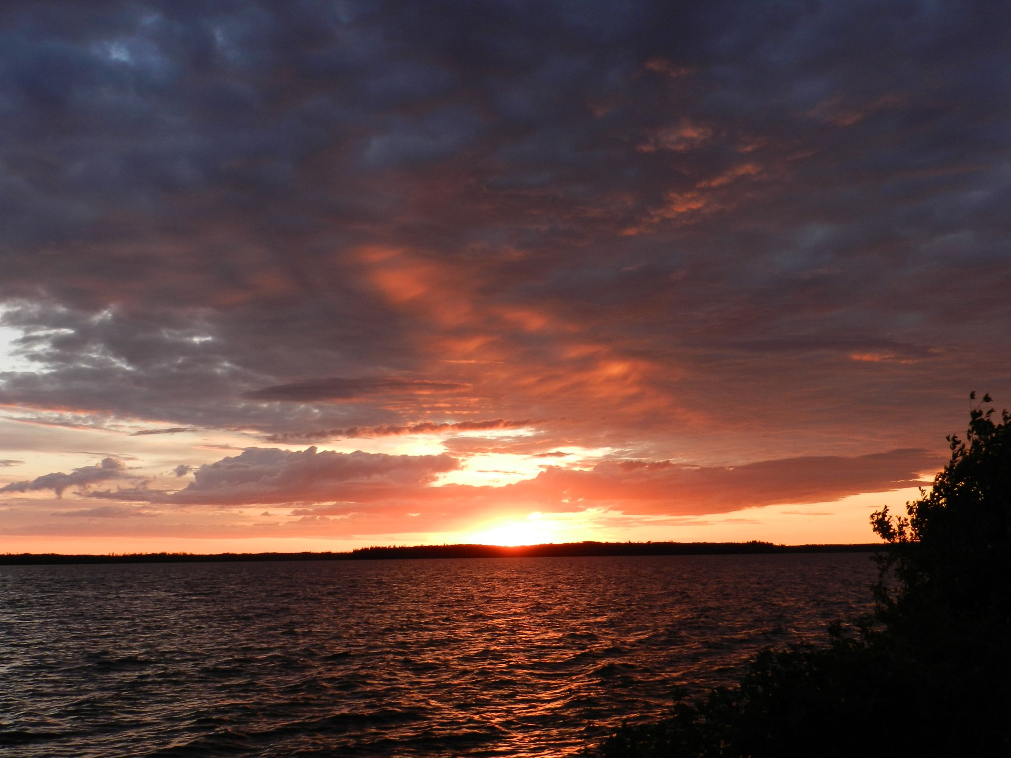 Sunset by Annette McCann