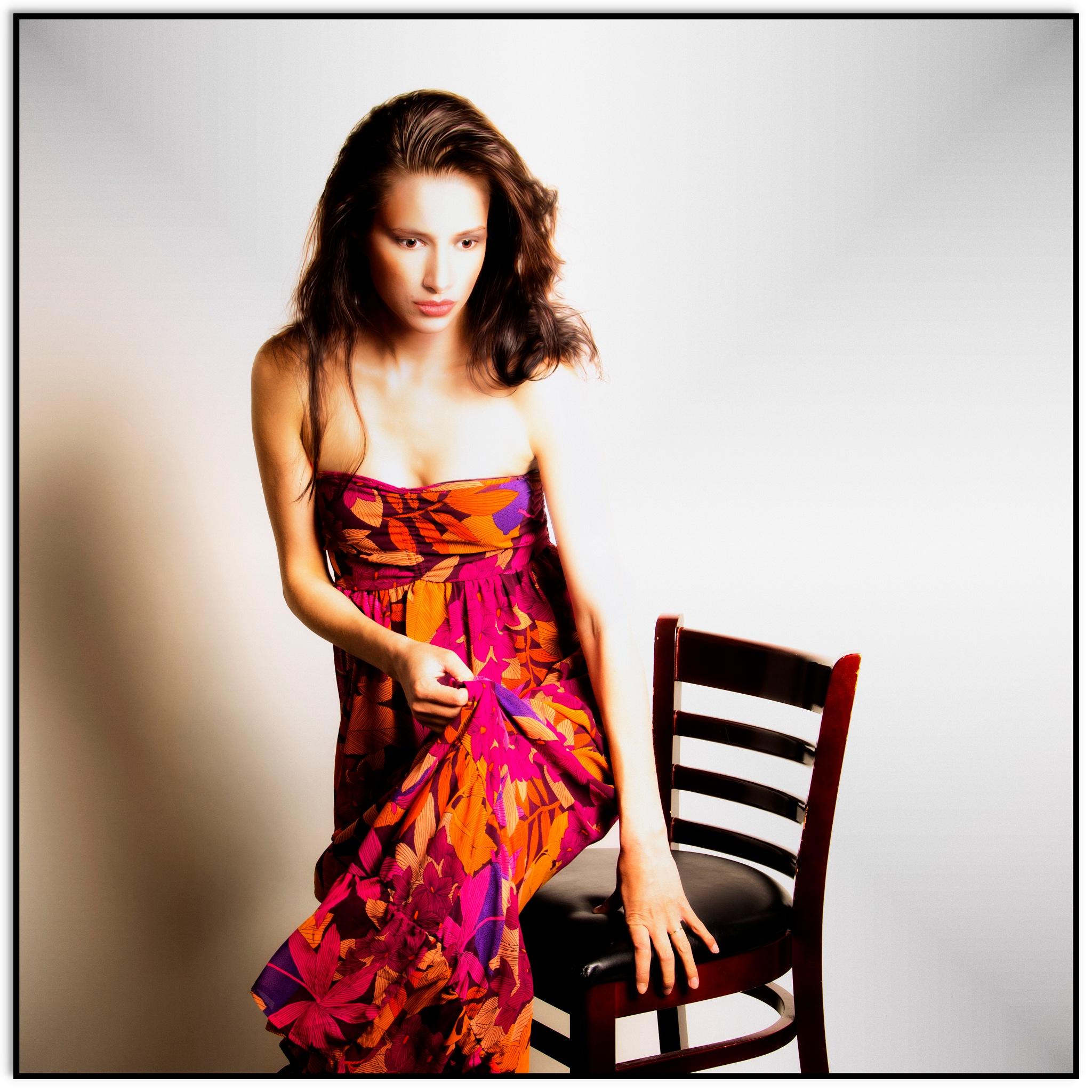Kate - Street Dress by Metro Van Primus