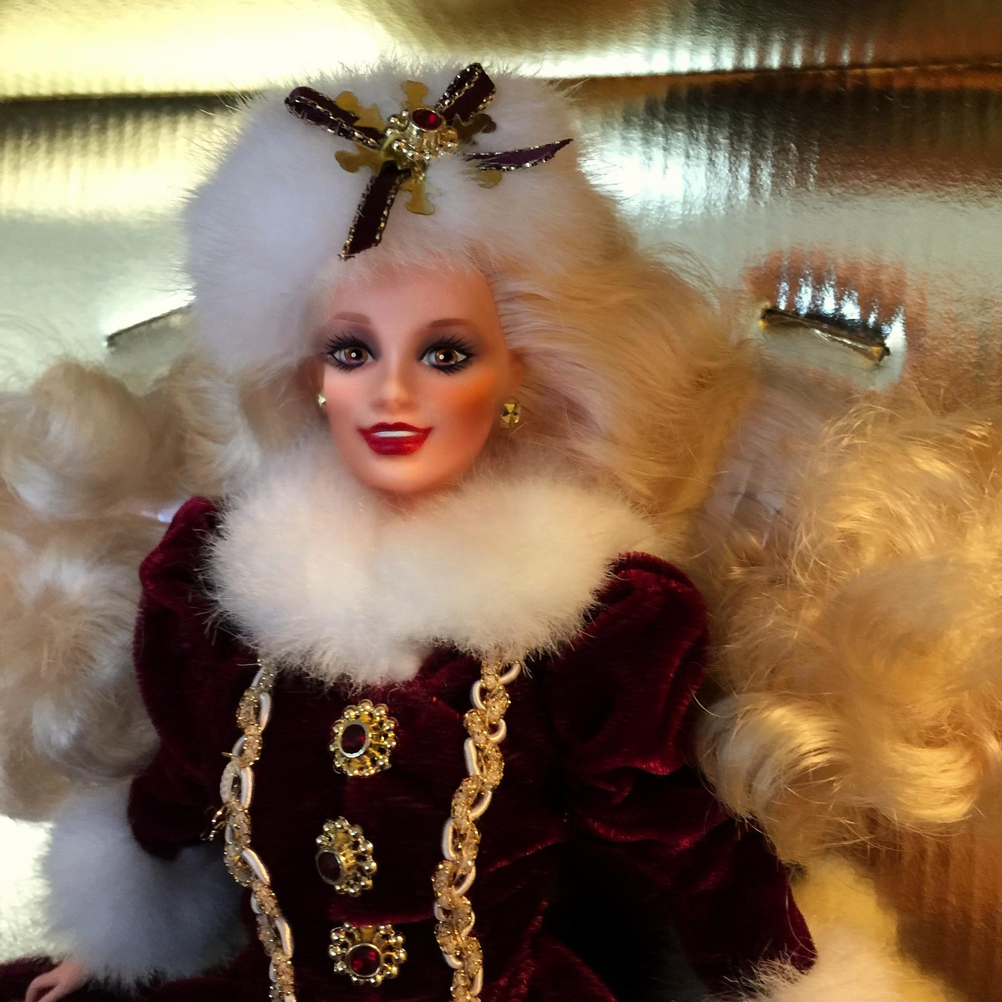 Barbie by Metro Van Primus