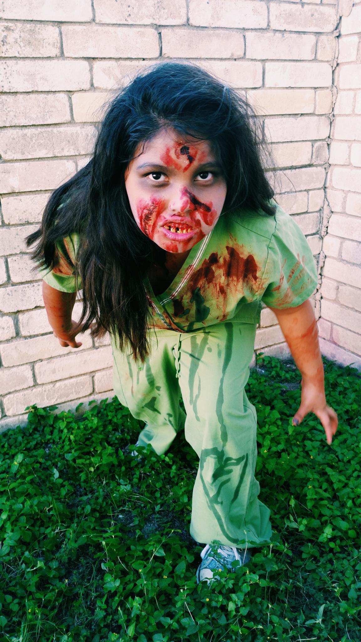 Zombie by Jasmina Heich