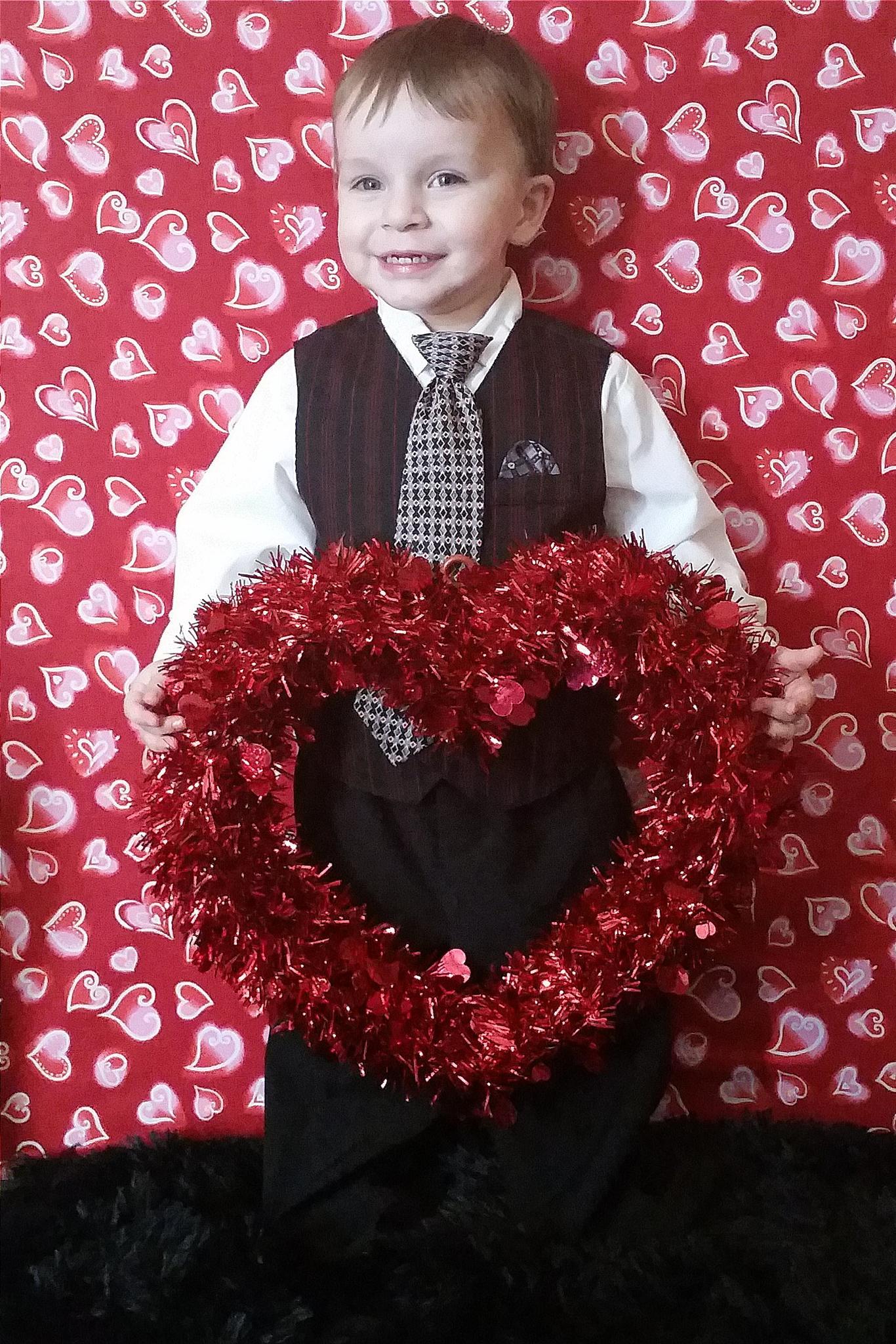 Ready For Valentines by Jasmina Heich