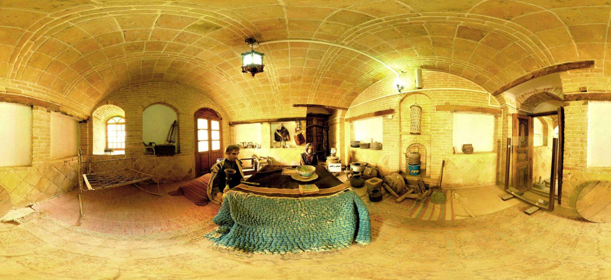 Lotfalian Museum malayer iran by moslem faghih