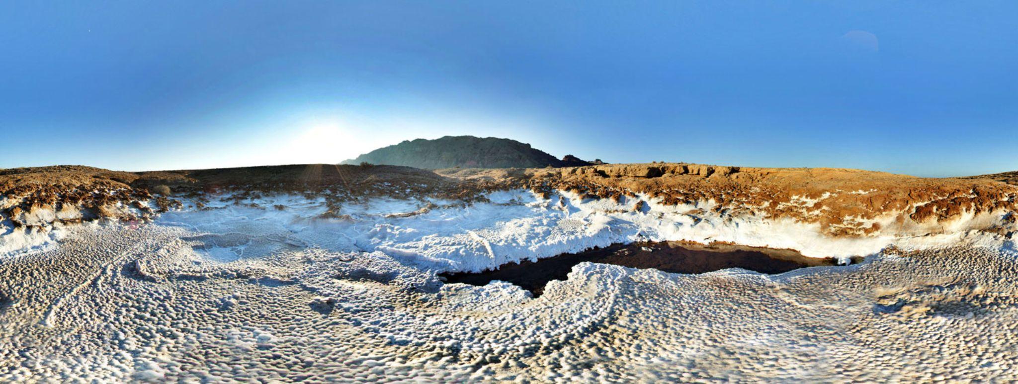 Salt Springs Qeshm iran by moslem faghih