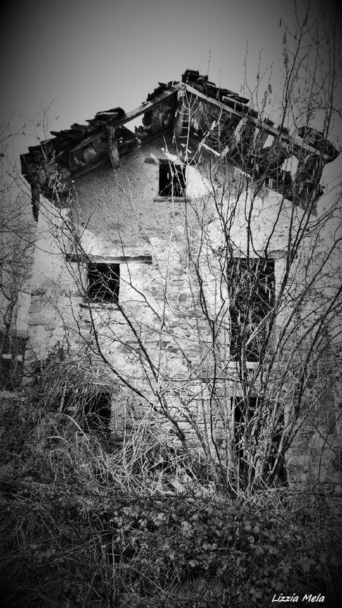 Ghost town (Ca Chiappa, Piacenza - Italy) by lizzia.mela