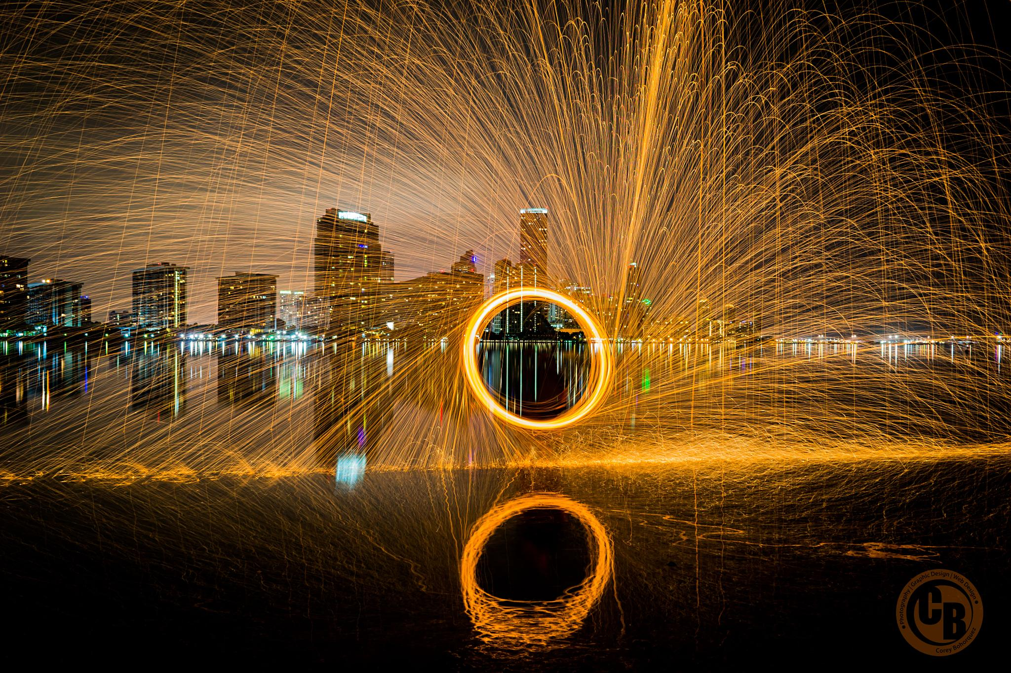 The Bay of Lights by Corey B Studios