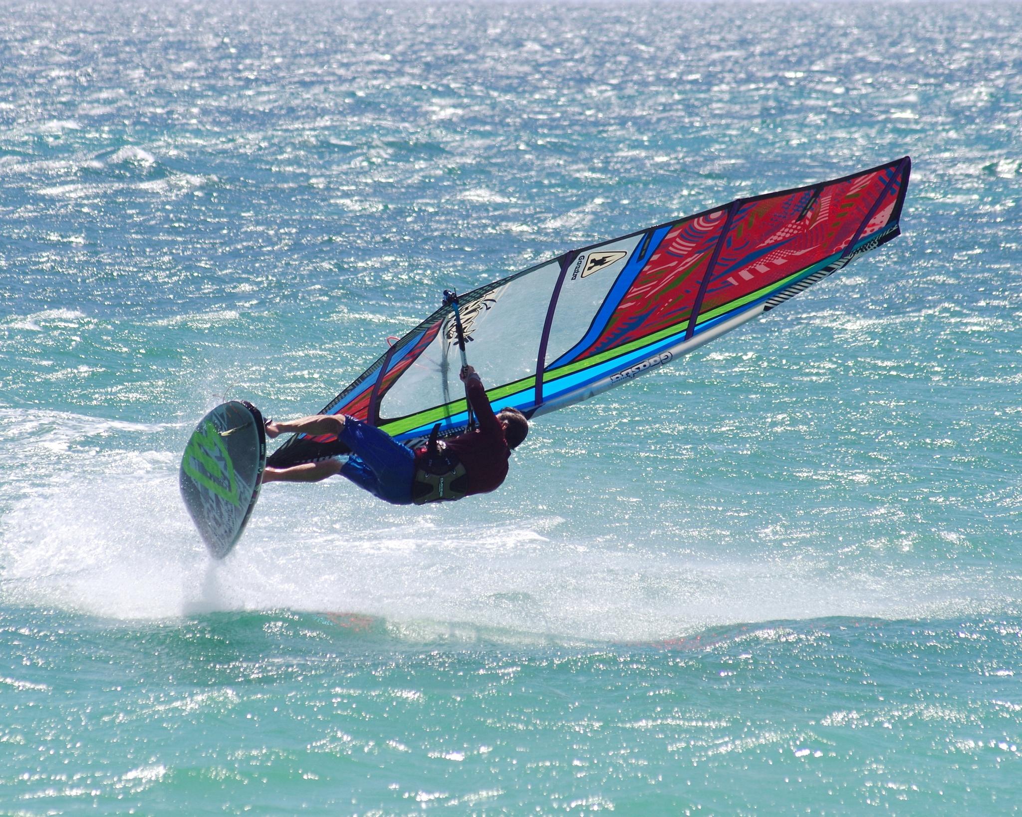 windsurfer action shot 2 by cinzia.sawatzky