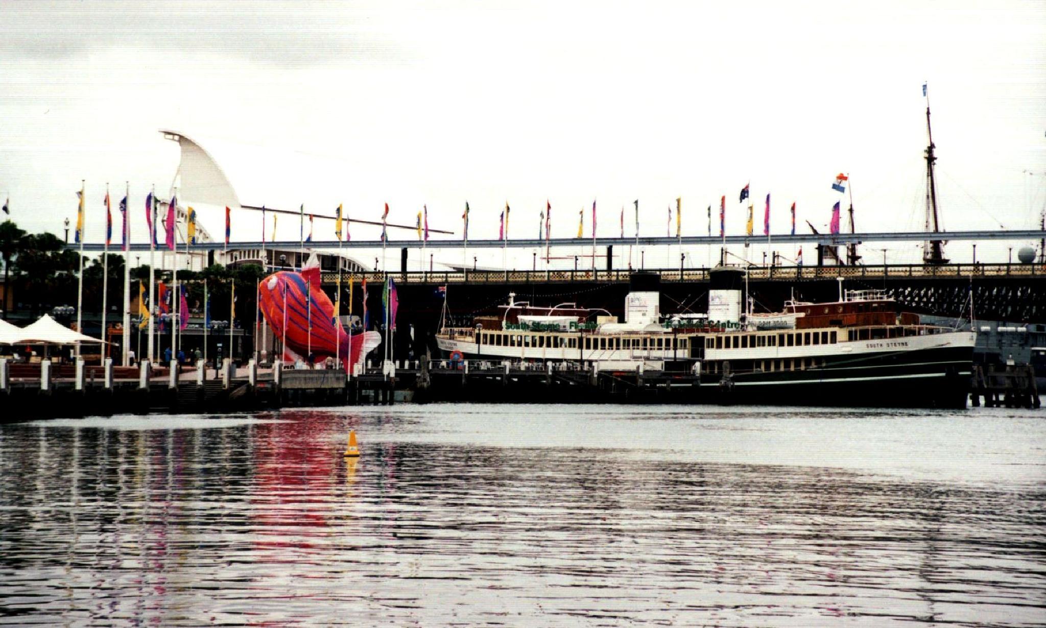 Darling Harbour Sydney by cinzia.sawatzky